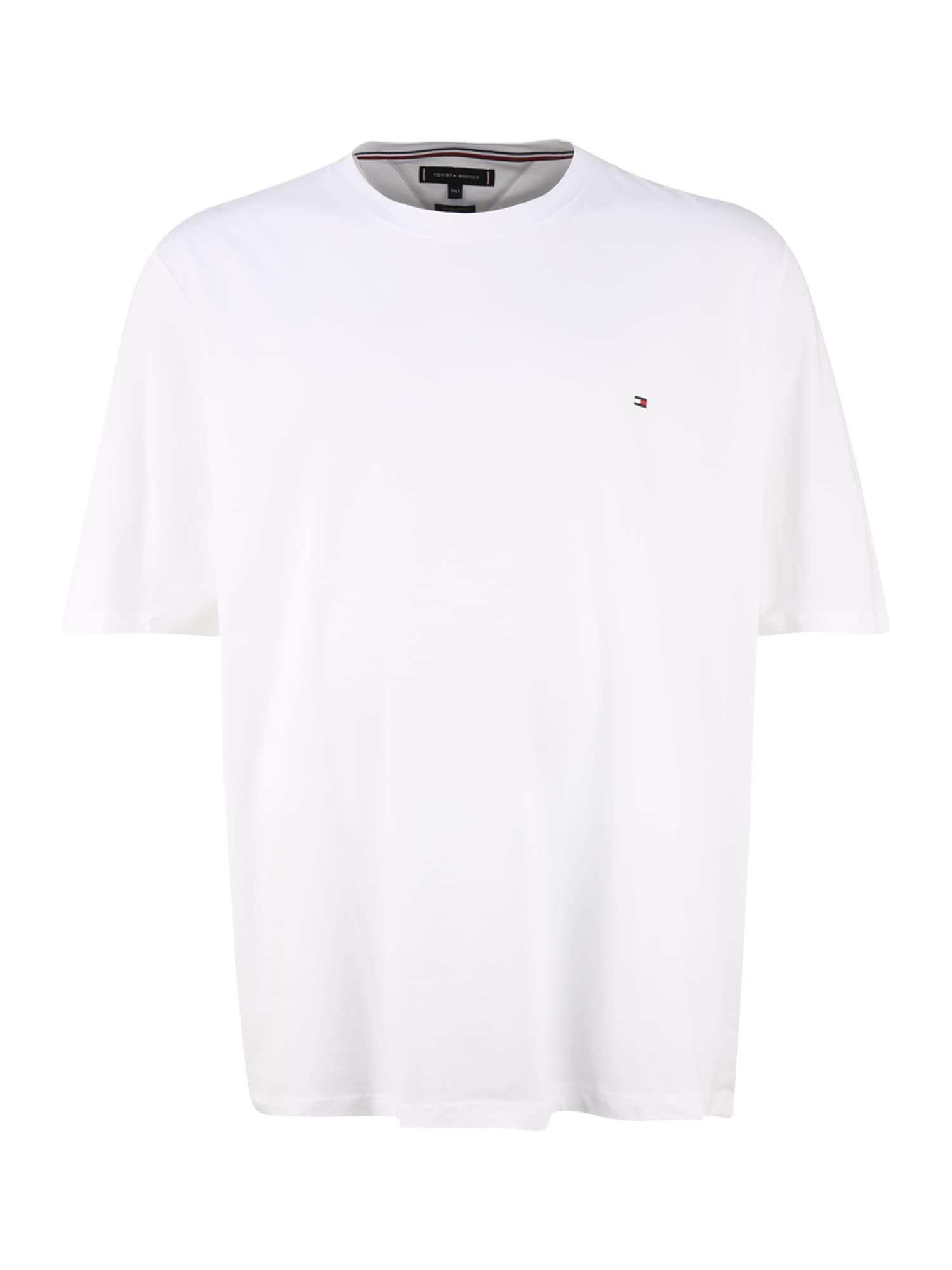 Tommy Hilfiger Big & Tall Marškinėliai balkšva