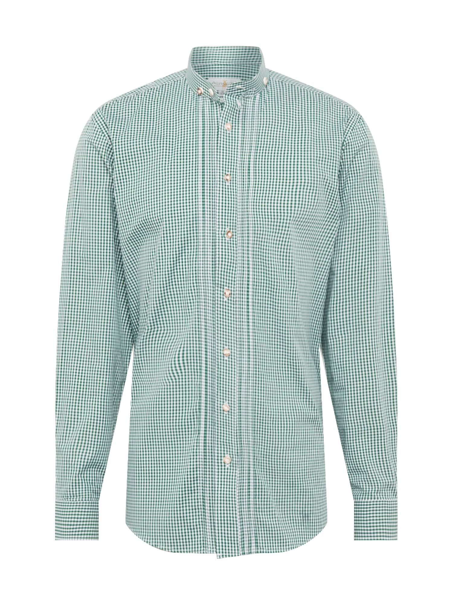 ALMSACH Marškiniai įdegio spalva / balta