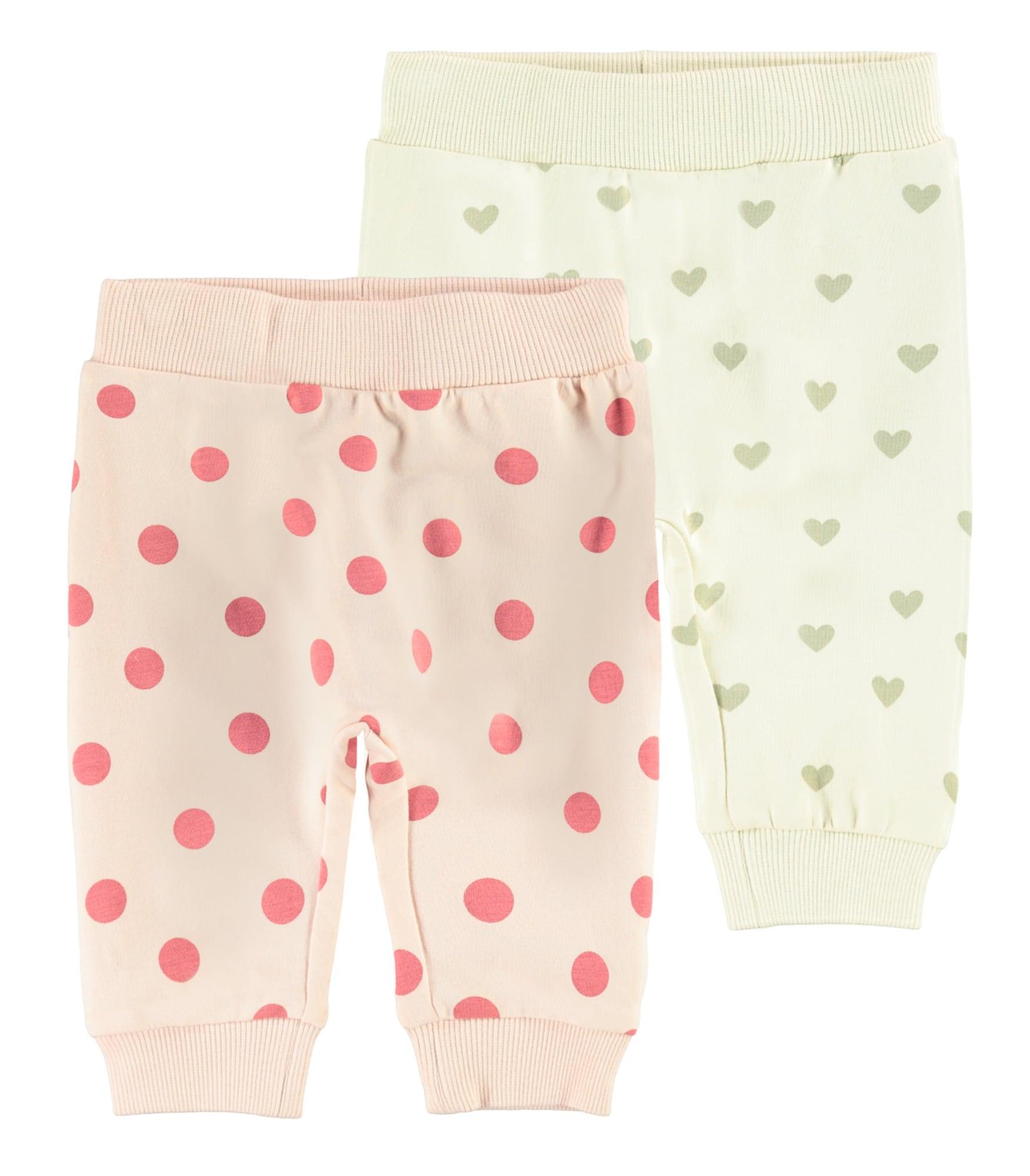 NAME IT Kelnės 'TINNE' rožių spalva / tamsiai rožinė / šviesiai žalia / alyvuogių spalva