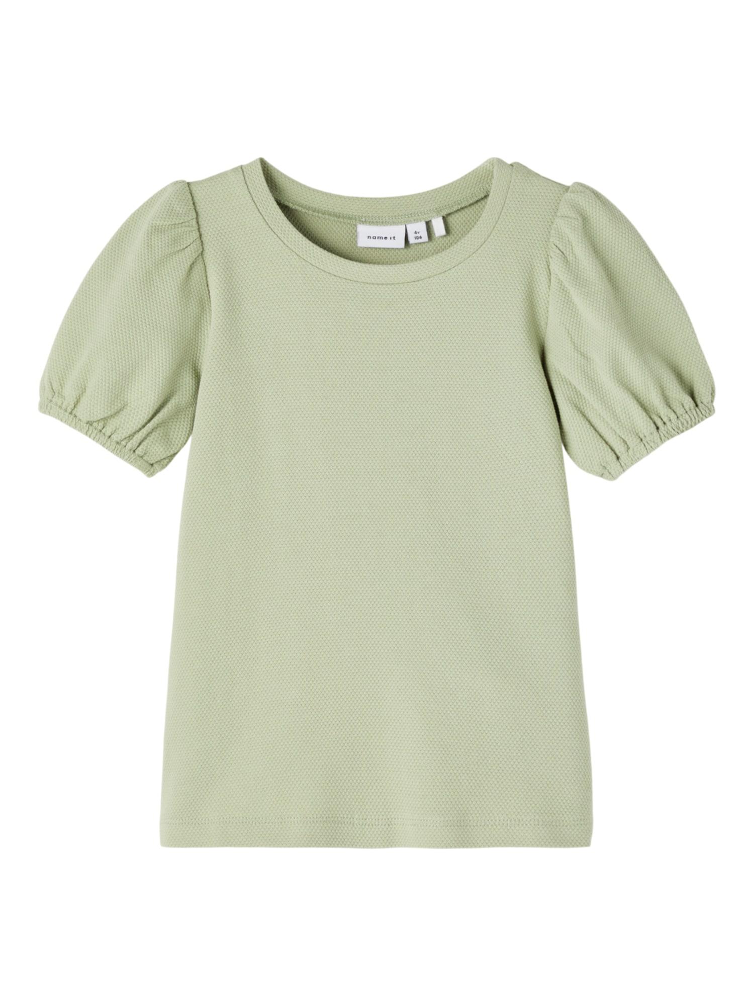 NAME IT Tričko 'Jackie'  pastelově zelená