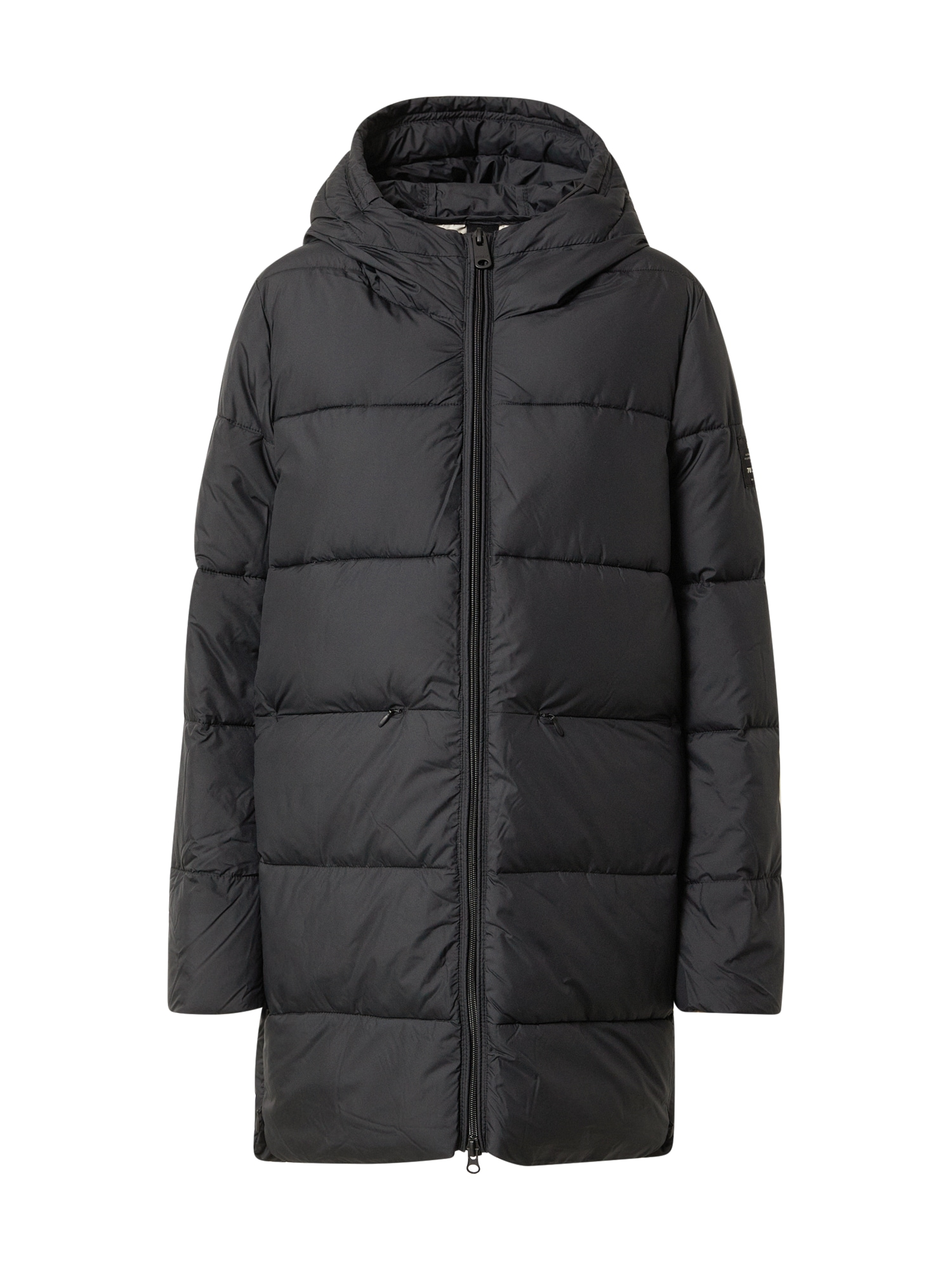 ECOALF Přechodný kabát 'MARANGU'  černá
