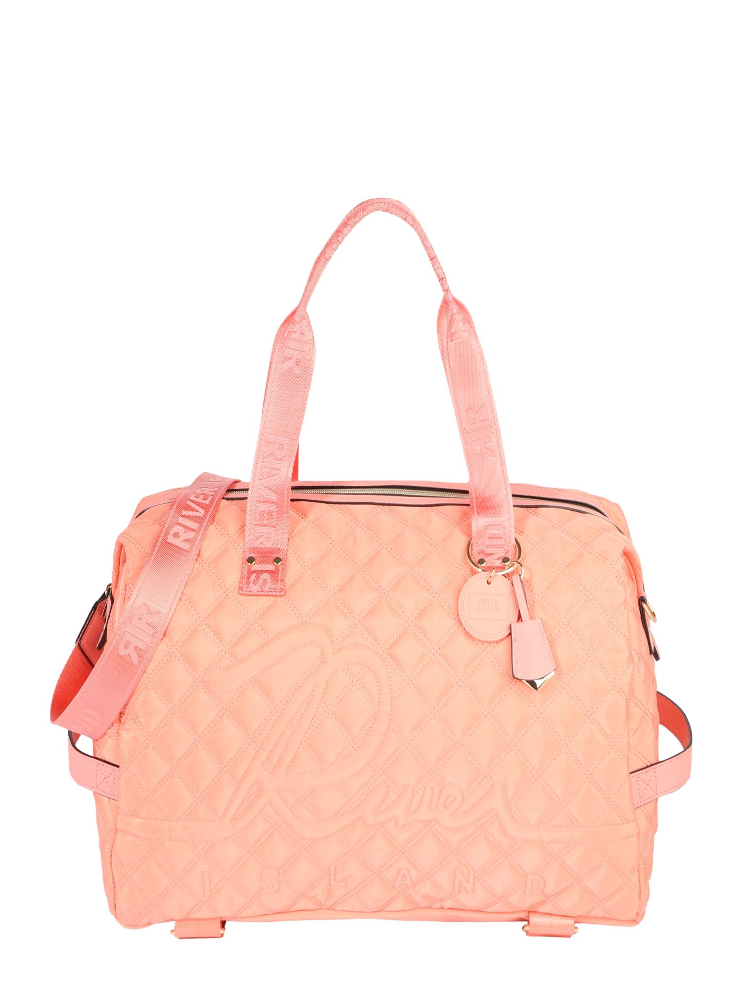 """River Island """"Weekender"""" krepšys šviesiai rožinė"""