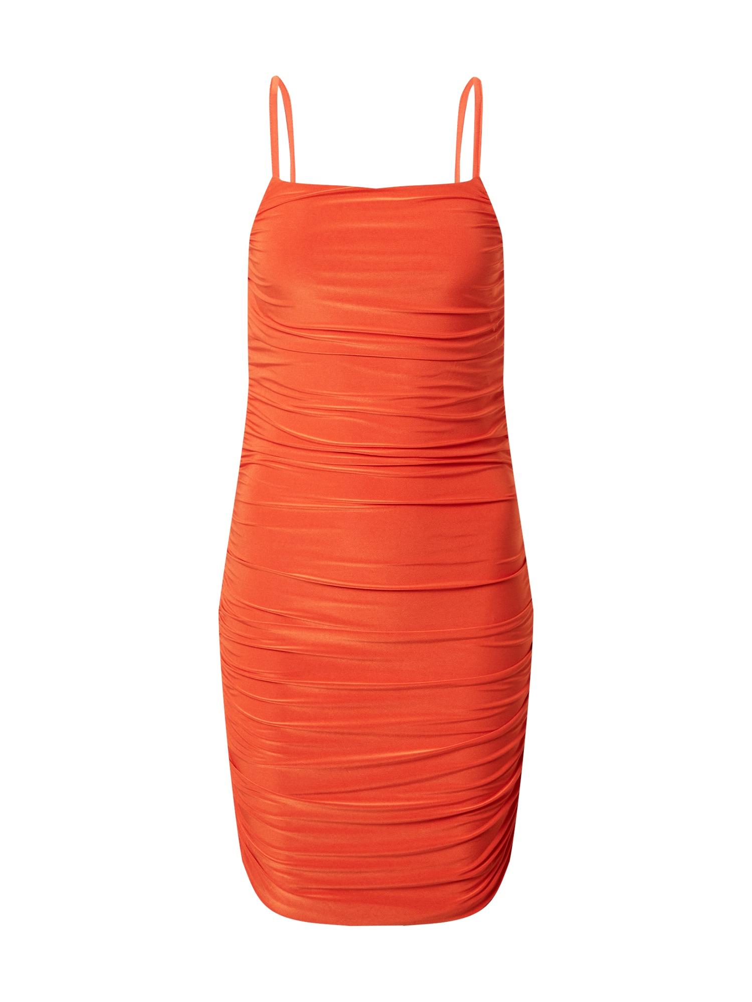 CLUB L LONDON Suknelė oranžinė