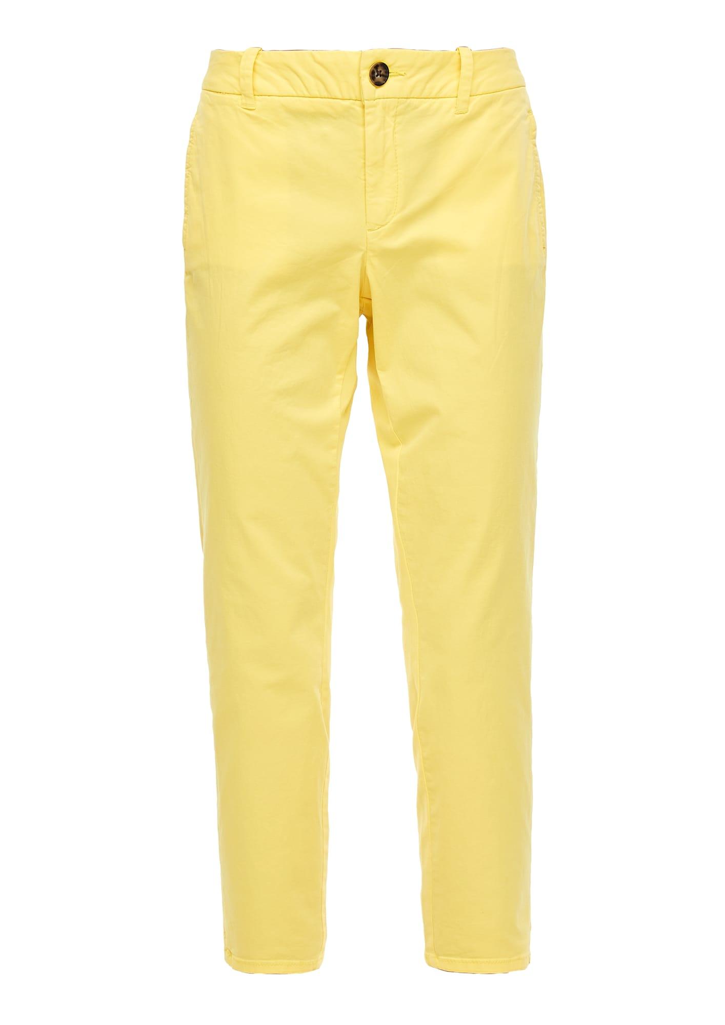 s.Oliver Chino nohavice  žlté
