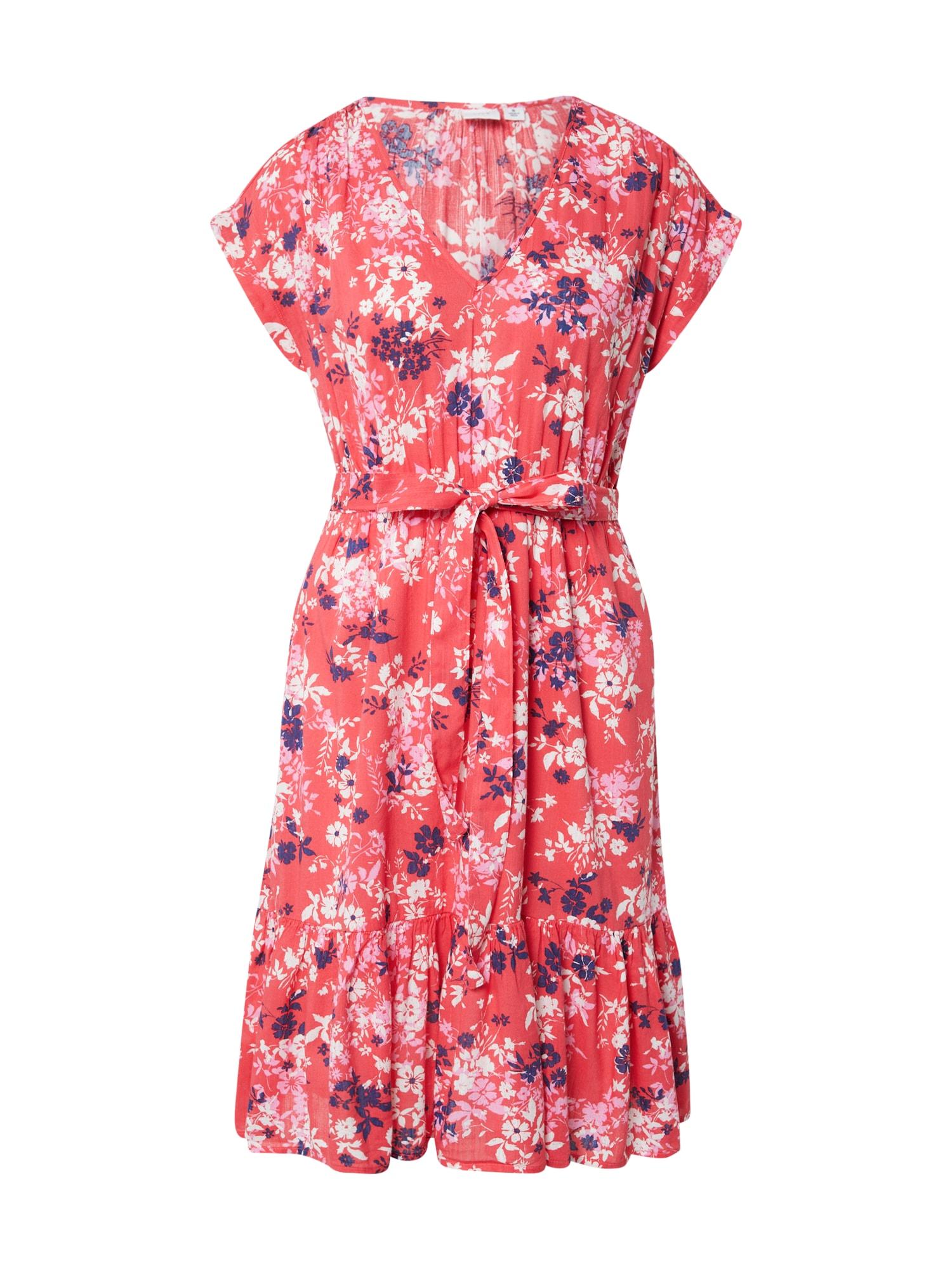 GAP Letní šaty 'V-SS FAV V SLD'  tmavě růžová