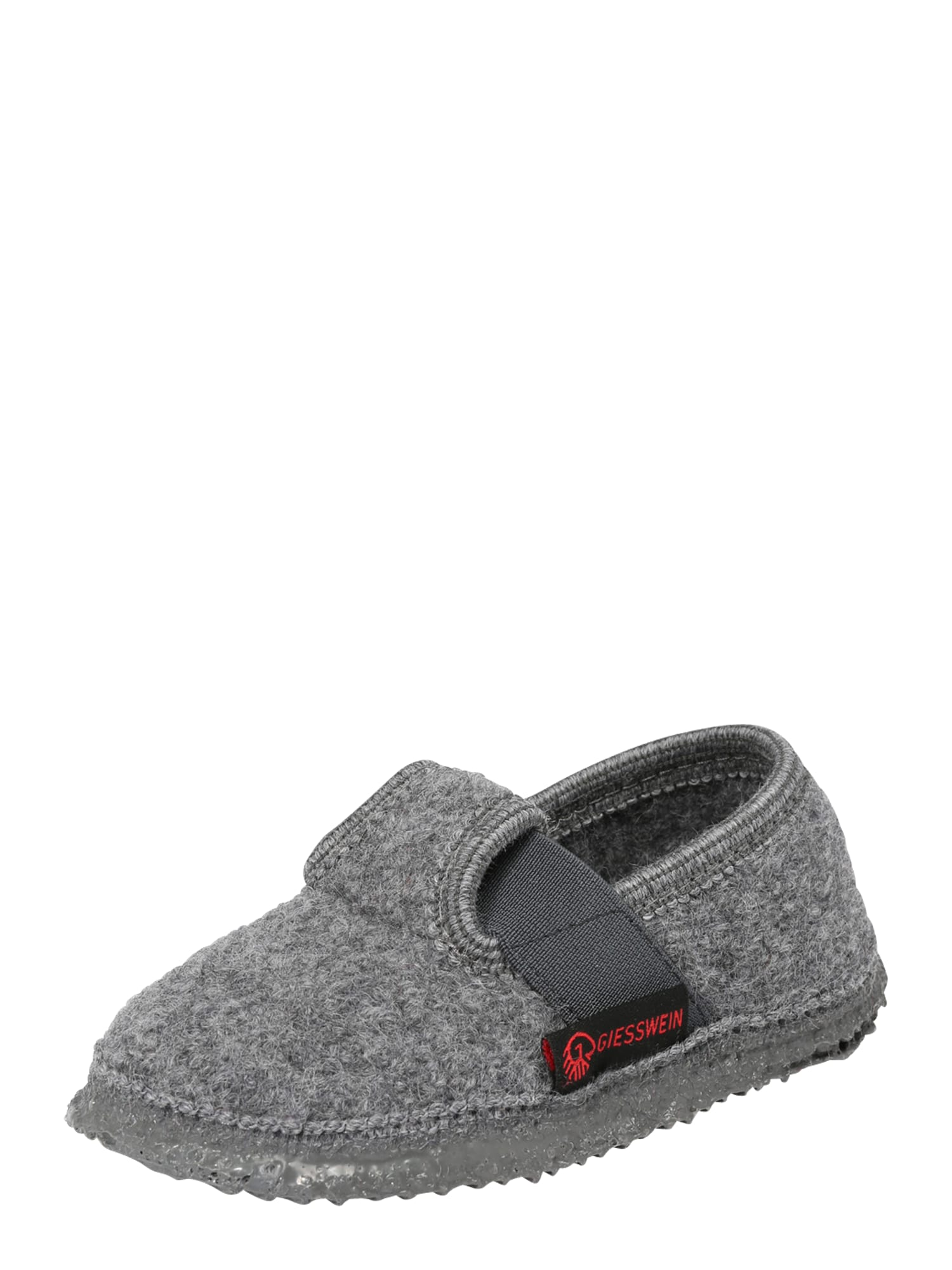 GIESSWEIN Pantofle 'TÜRNBERG'  šedá