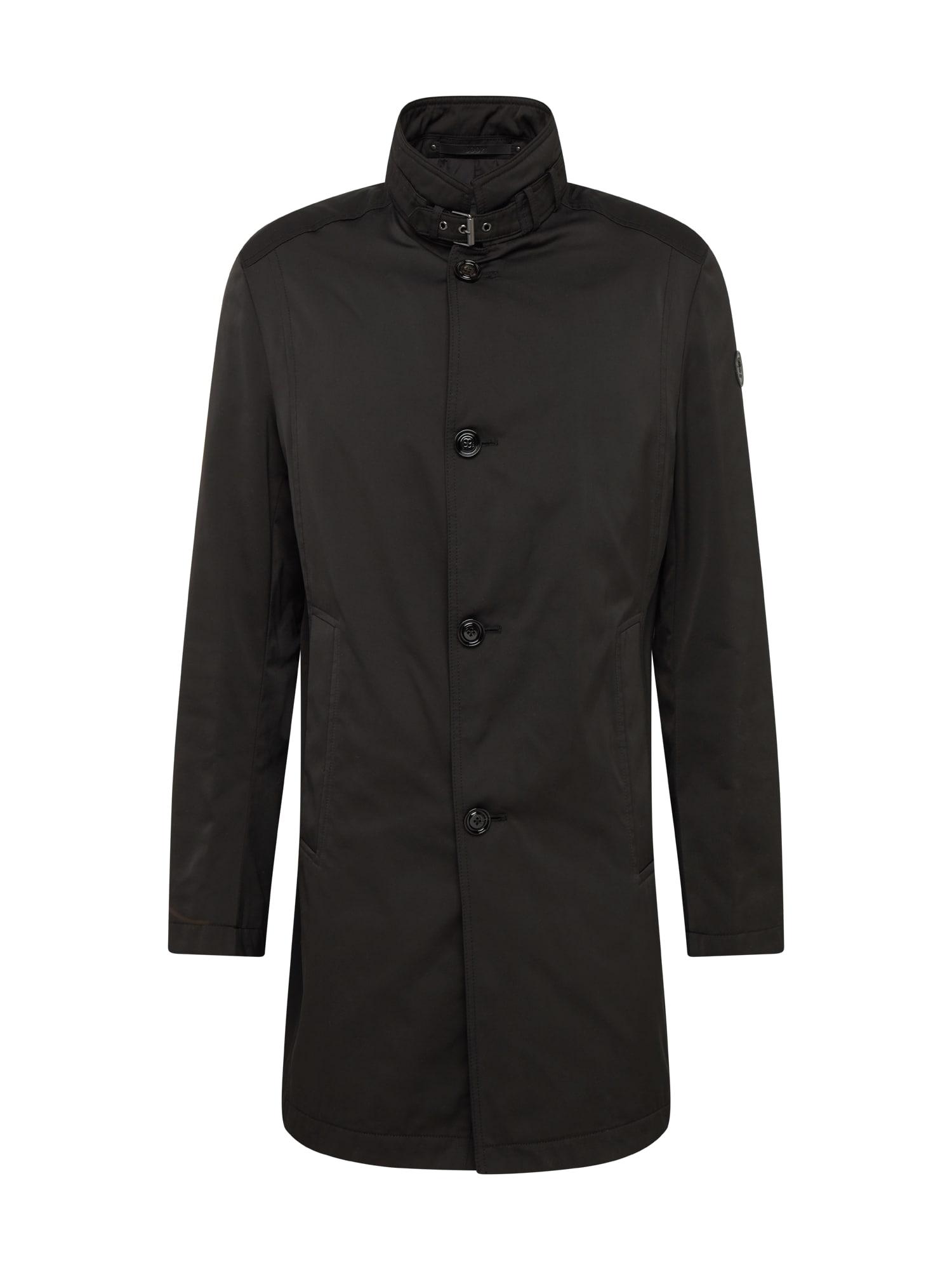 JOOP! Demisezoninis paltas juoda