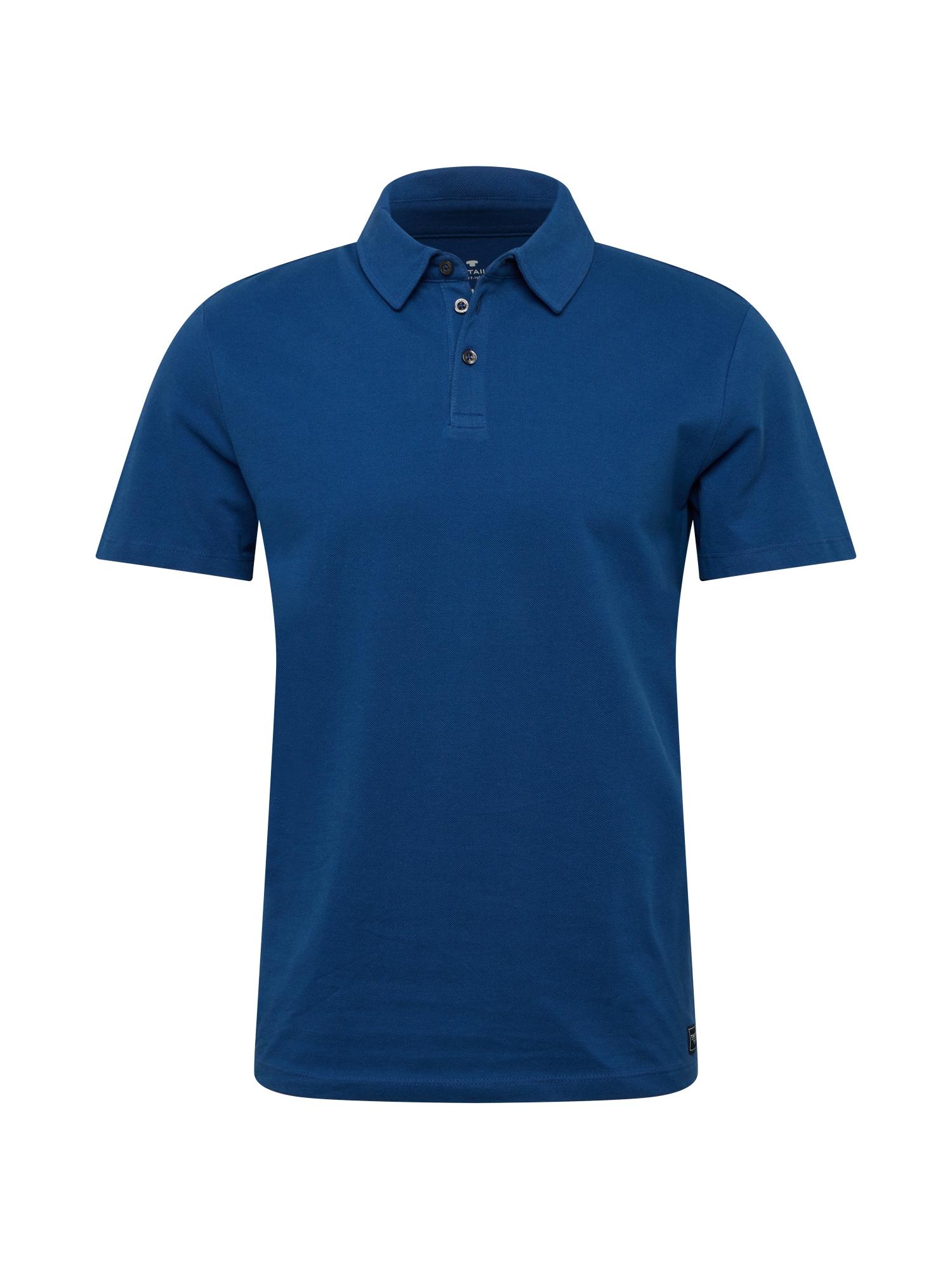 TOM TAILOR Tričko 'polo double pack'  tmavě modrá / modrá