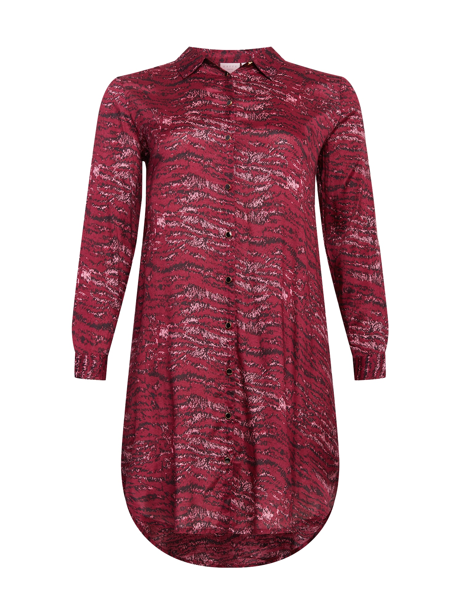 KAFFE CURVE Palaidinės tipo suknelė