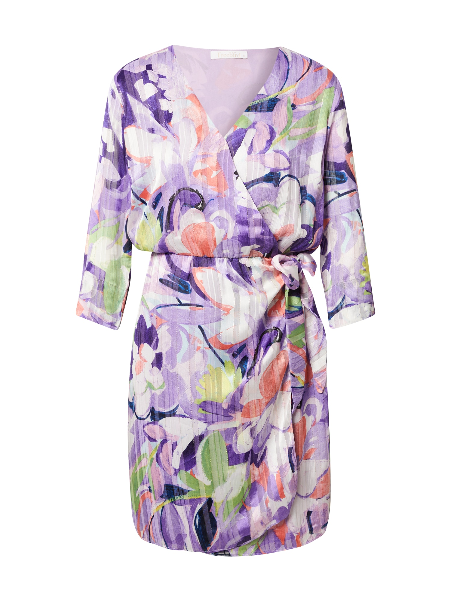 Freebird Suknelė purpurinė / mišrios spalvos