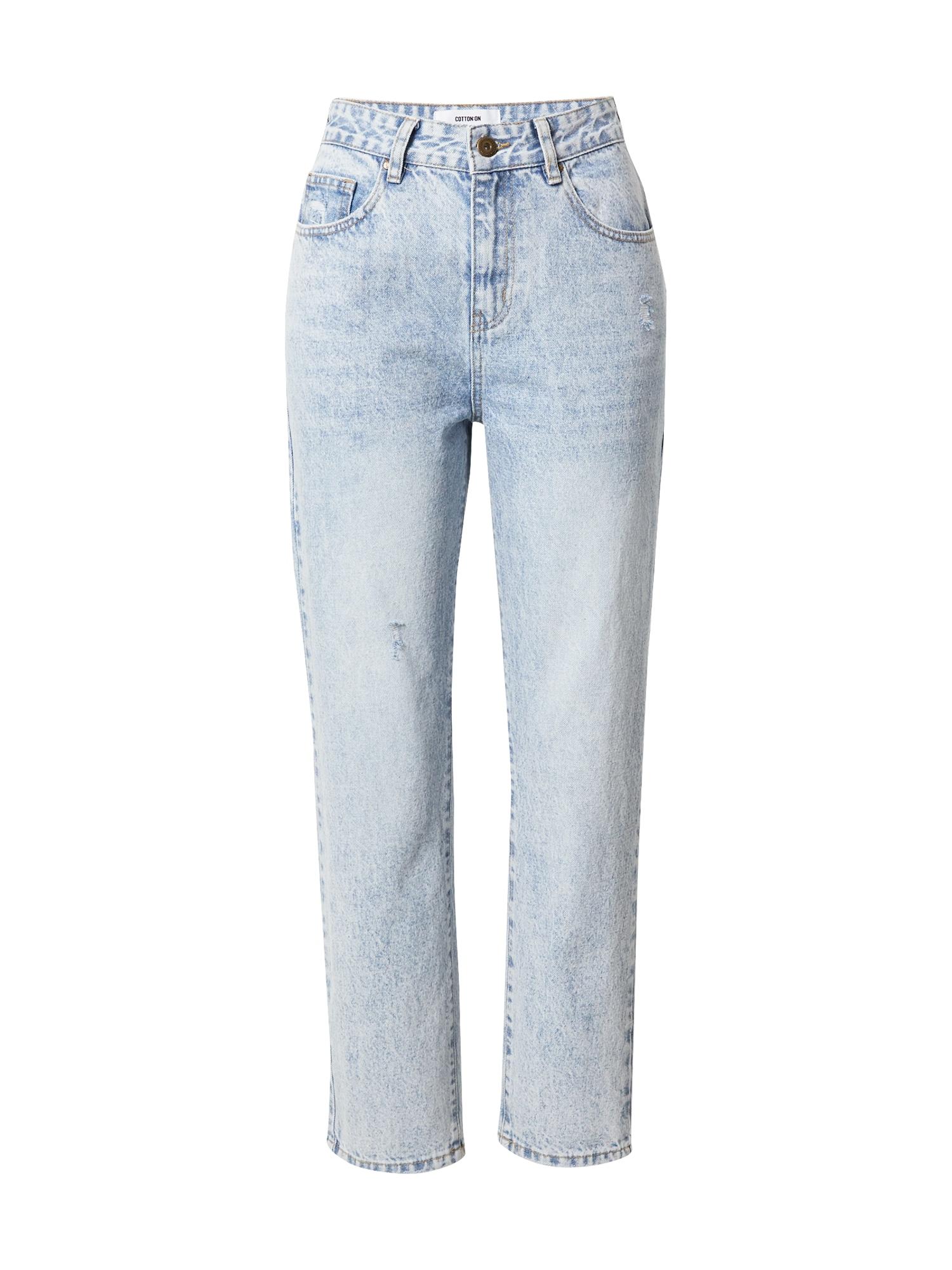 Cotton On Džinsai mėlyna / tamsiai (džinso) mėlyna