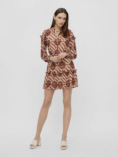 Object Griva Langärmeliges, kurzes Kleid mit Motiv