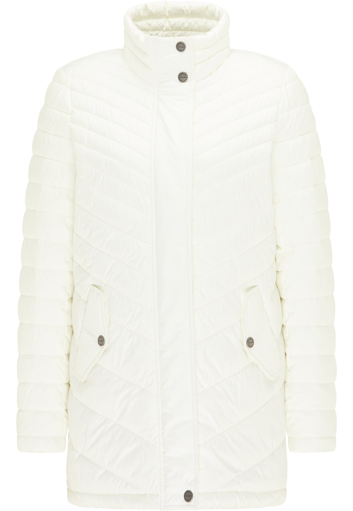 DreiMaster Klassik Žieminis paltas balta