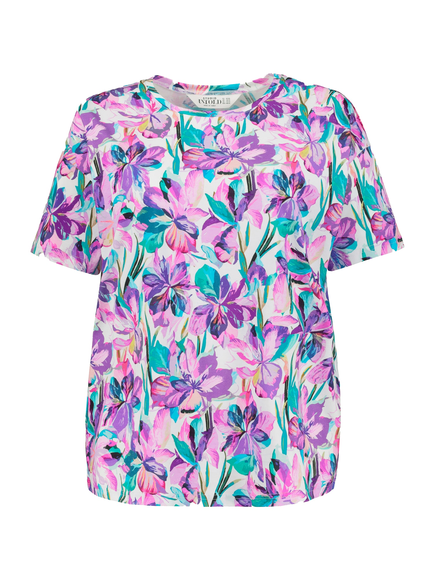 Studio Untold Marškinėliai mišrios spalvos