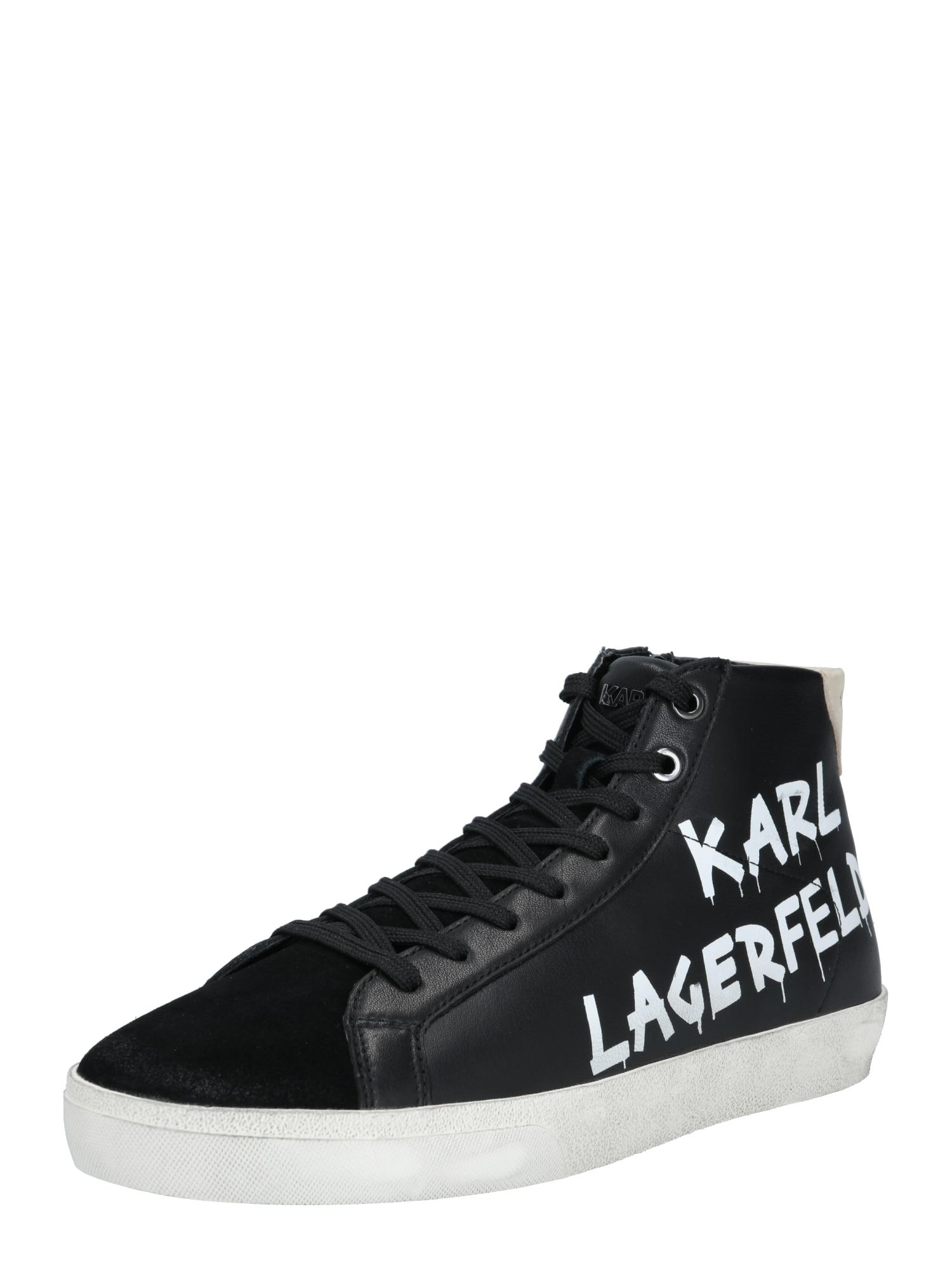 Karl Lagerfeld Sportbačiai su auliuku