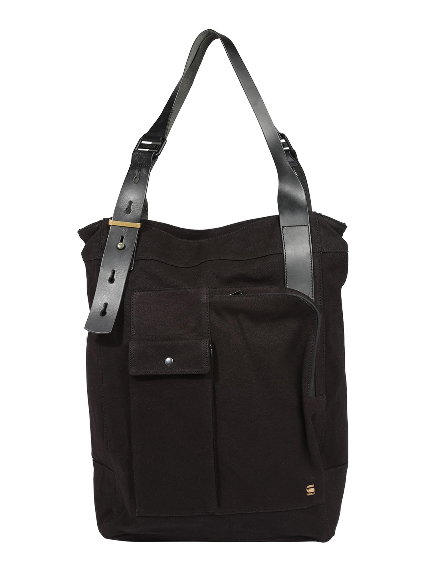 G-Star RAW Pirkinių krepšys 'Claxs' juoda