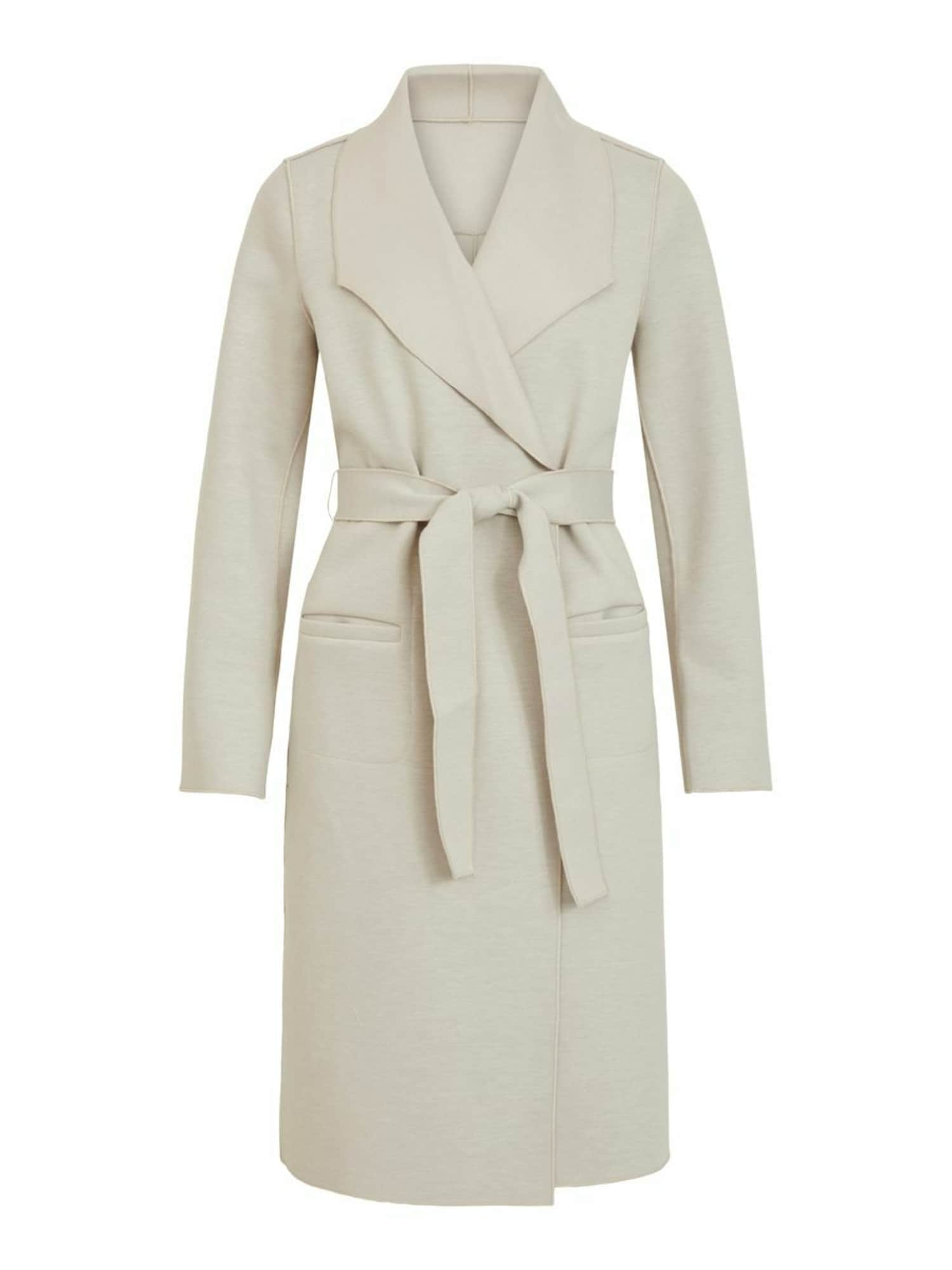 VILA Demisezoninis paltas pilka