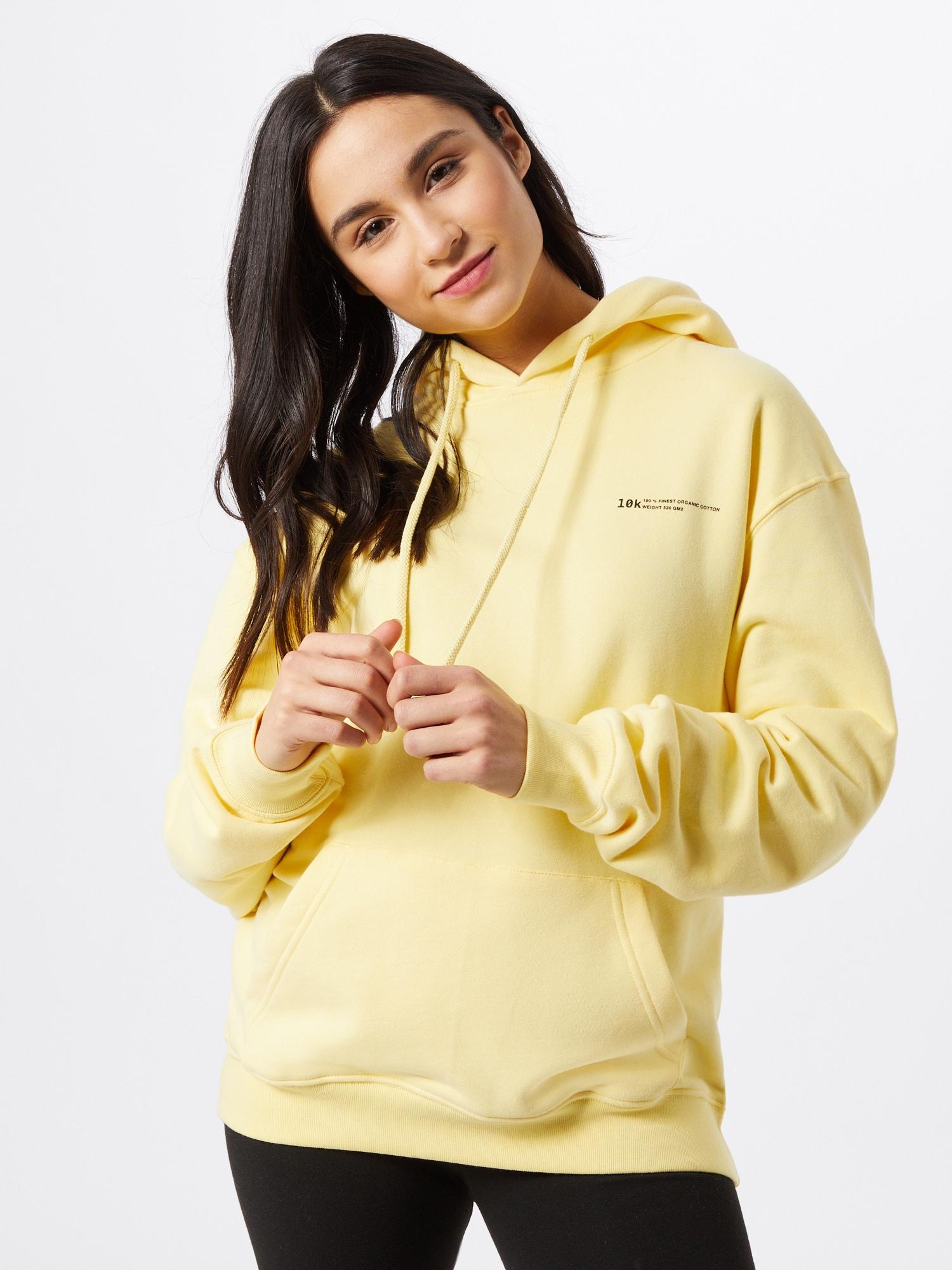 10k Sweatshirt  gul