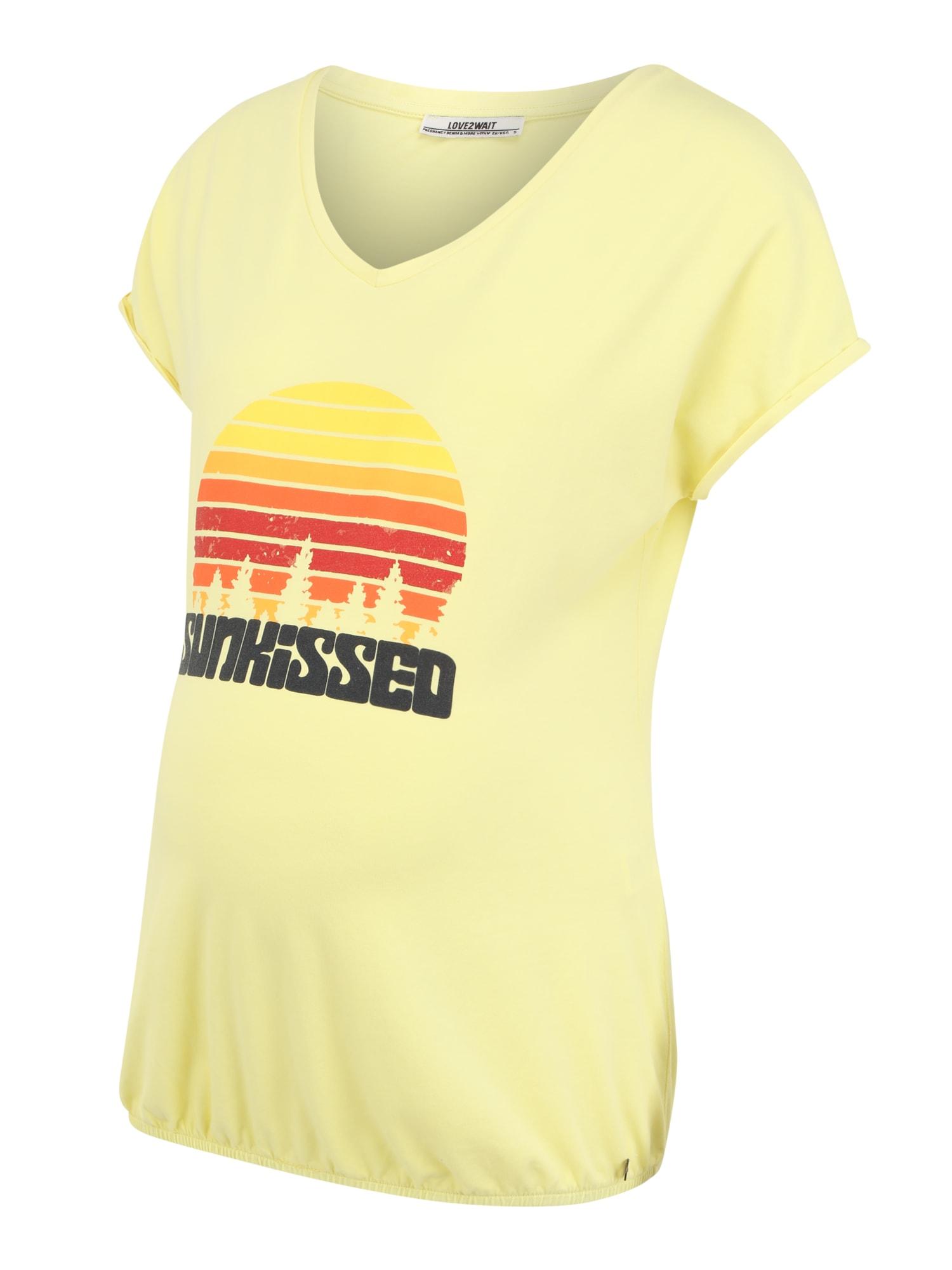 LOVE2WAIT Marškinėliai