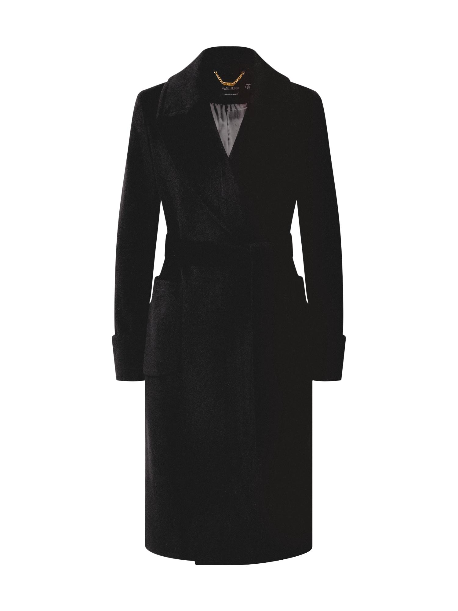 Lauren Ralph Lauren Demisezoninis paltas juoda