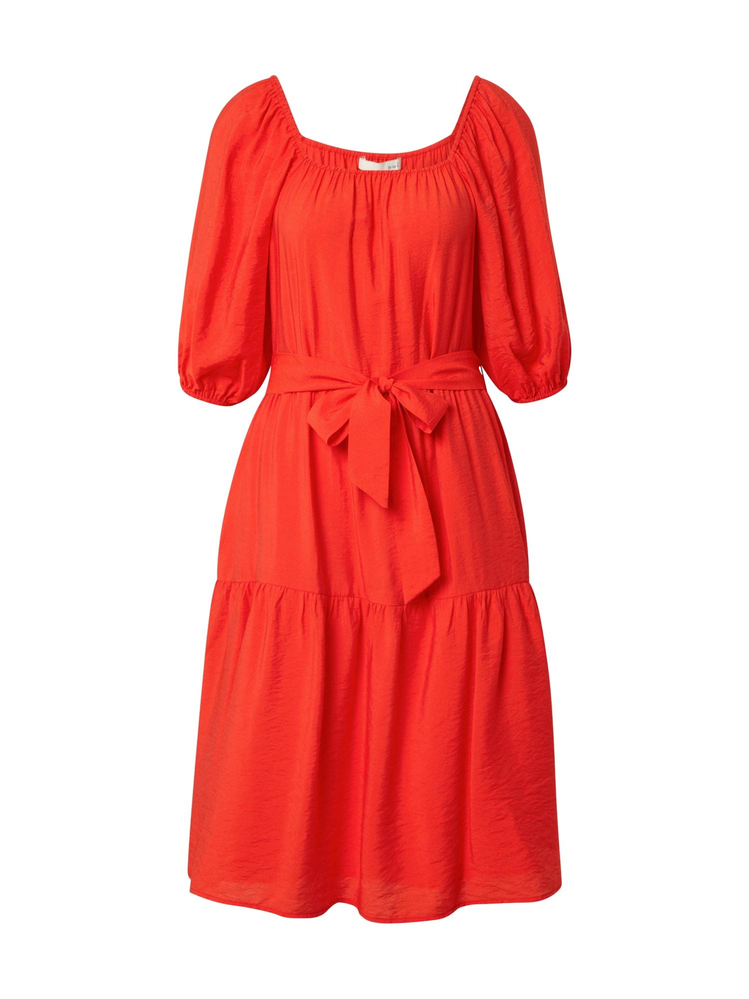 OUI Suknelė raudona