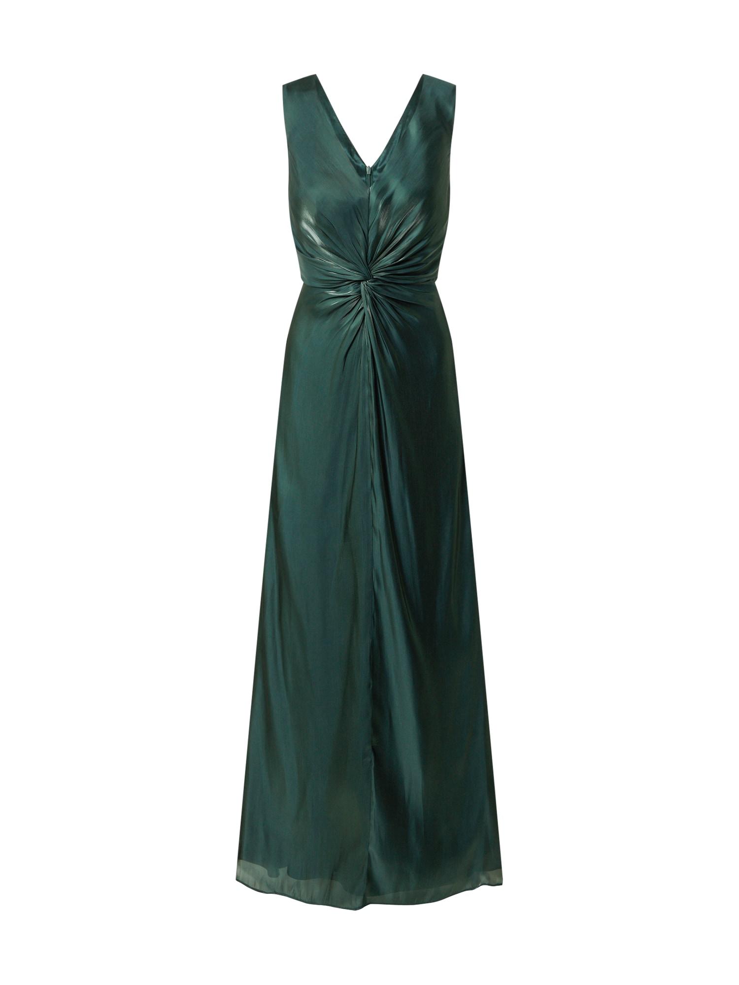 Vera Mont Vakarinė suknelė tamsiai žalia