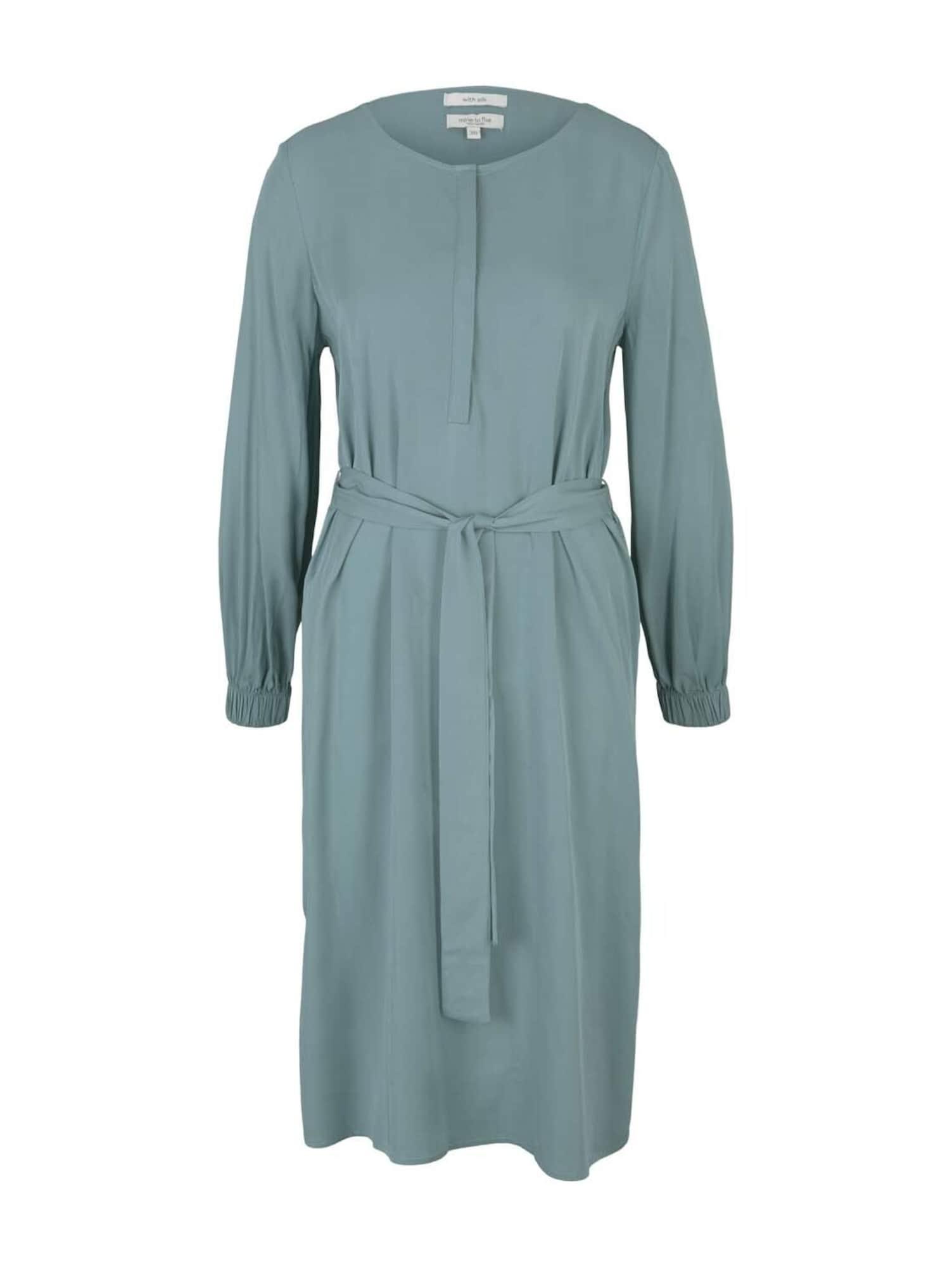 MINE TO FIVE Suknelė pastelinė mėlyna