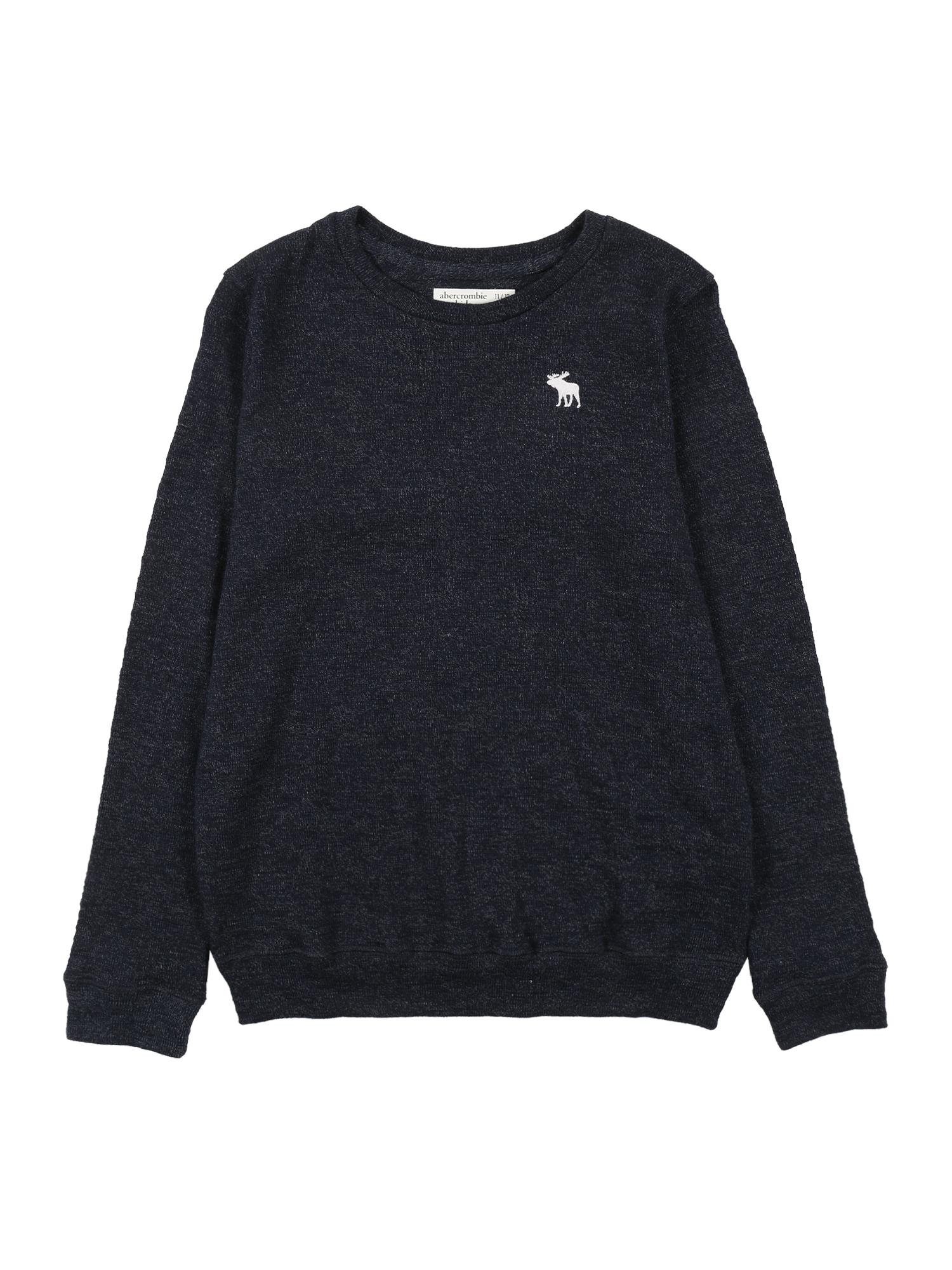 Abercrombie & Fitch Megztinis tamsiai mėlyna