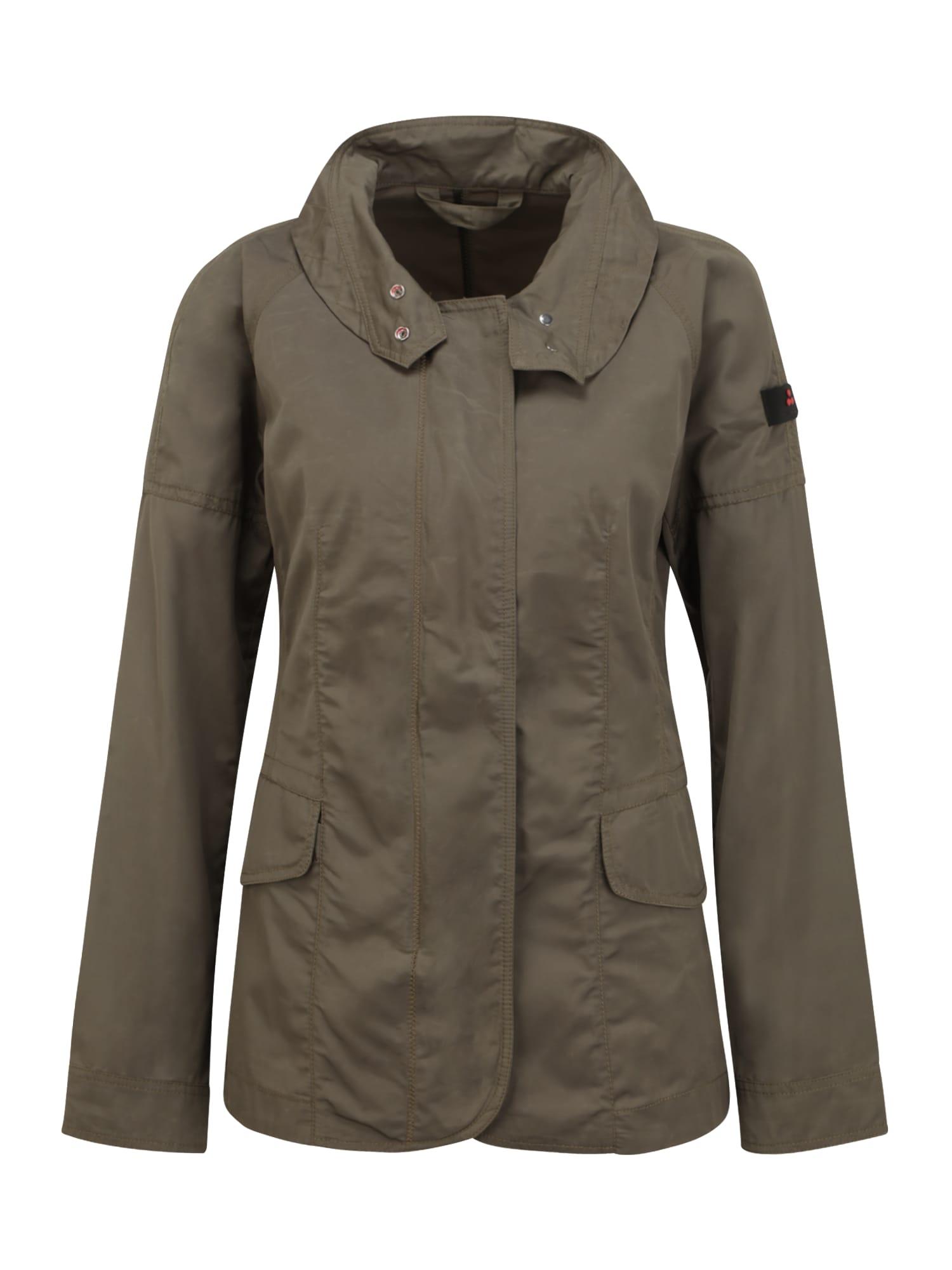Peuterey Přechodný kabát 'Cold MX'  khaki