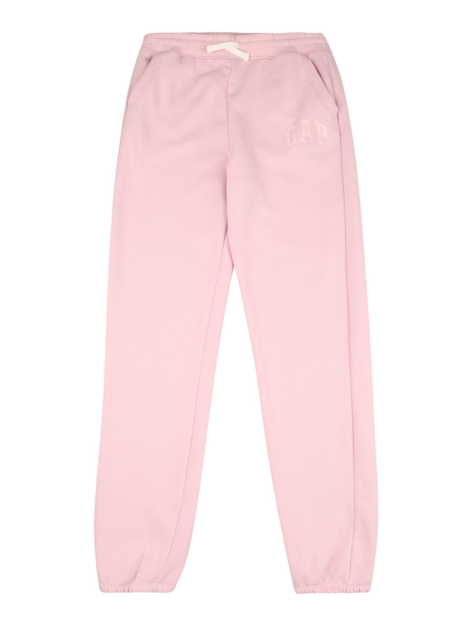 GAP Kelnės šviesiai rožinė