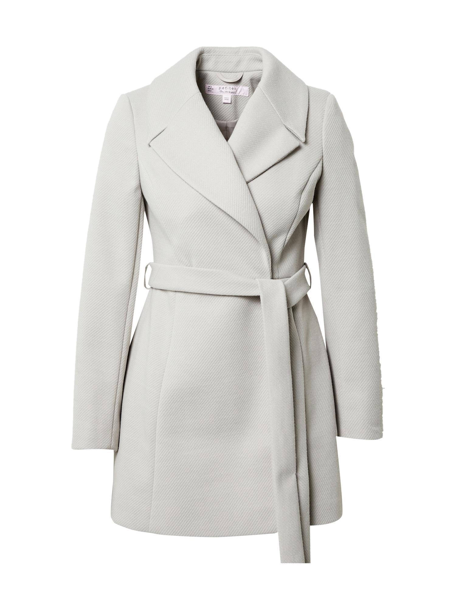 Miss Selfridge (Petite) Demisezoninis paltas pilka