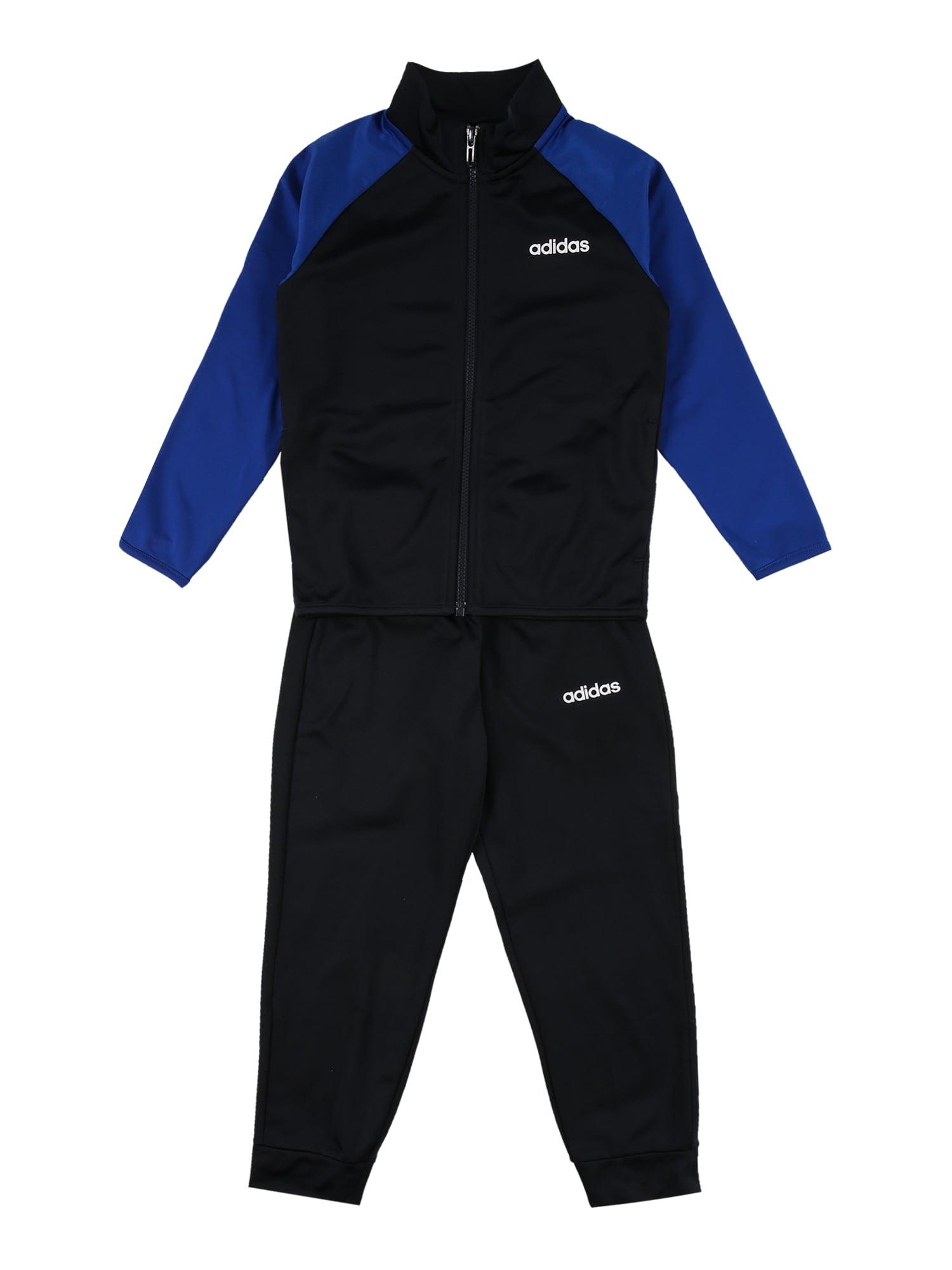 ADIDAS PERFORMANCE Treniruočių kostiumas 'Entry' tamsiai mėlyna
