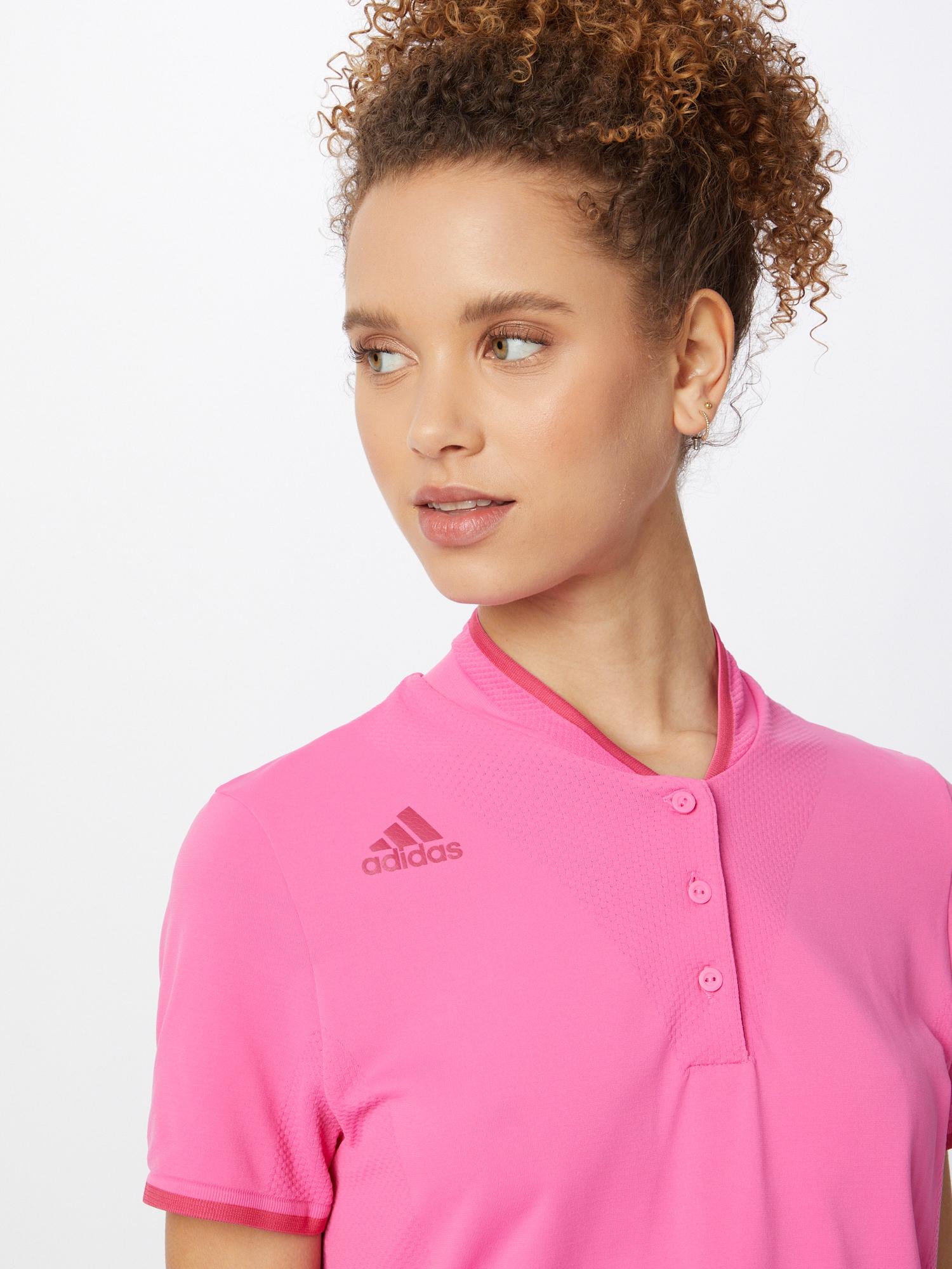 adidas Golf Funkčné tričko  ružová.