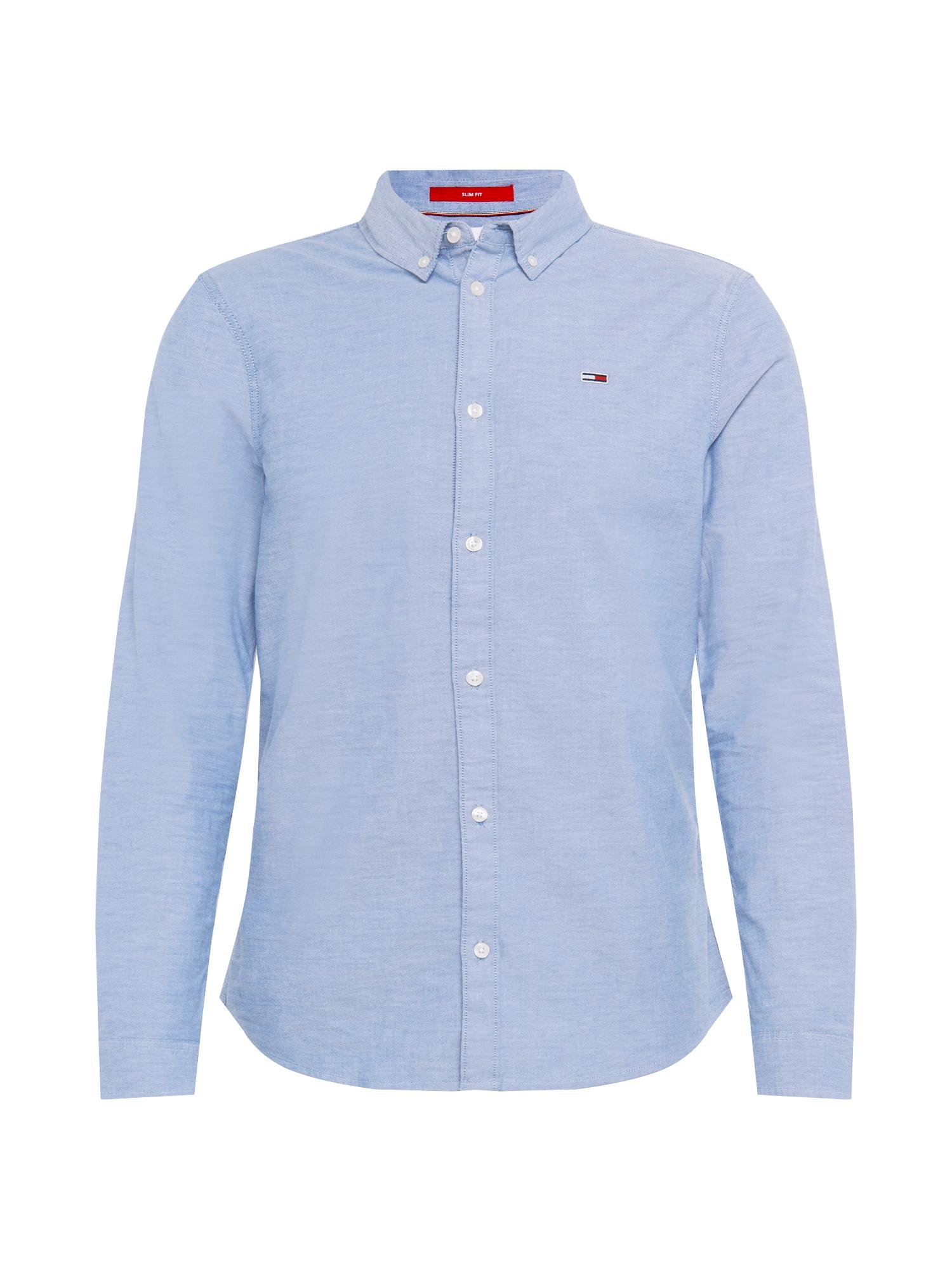 Tommy Jeans Košile  světlemodrá