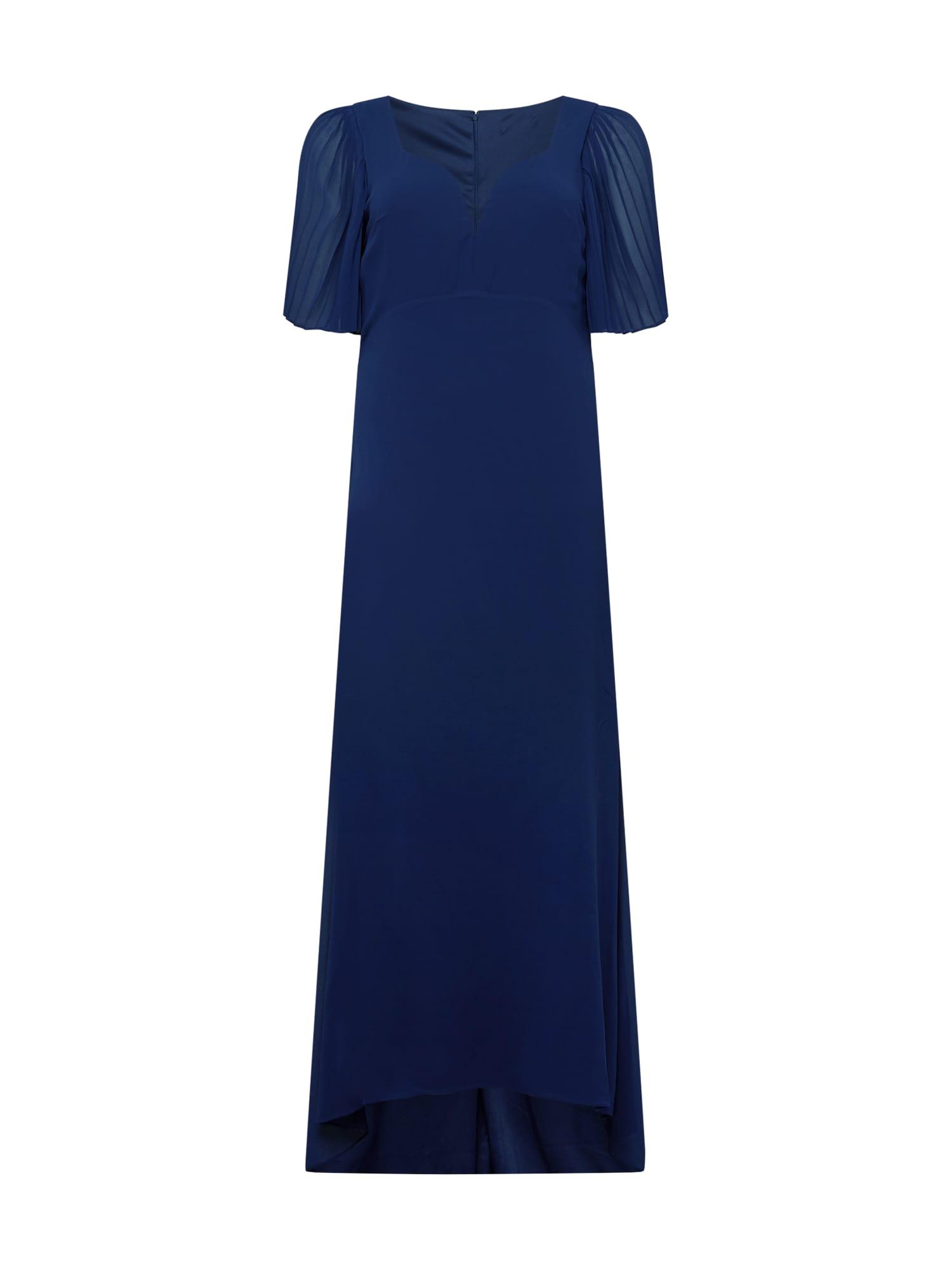 TFNC Plus Vakarinė suknelė tamsiai mėlyna