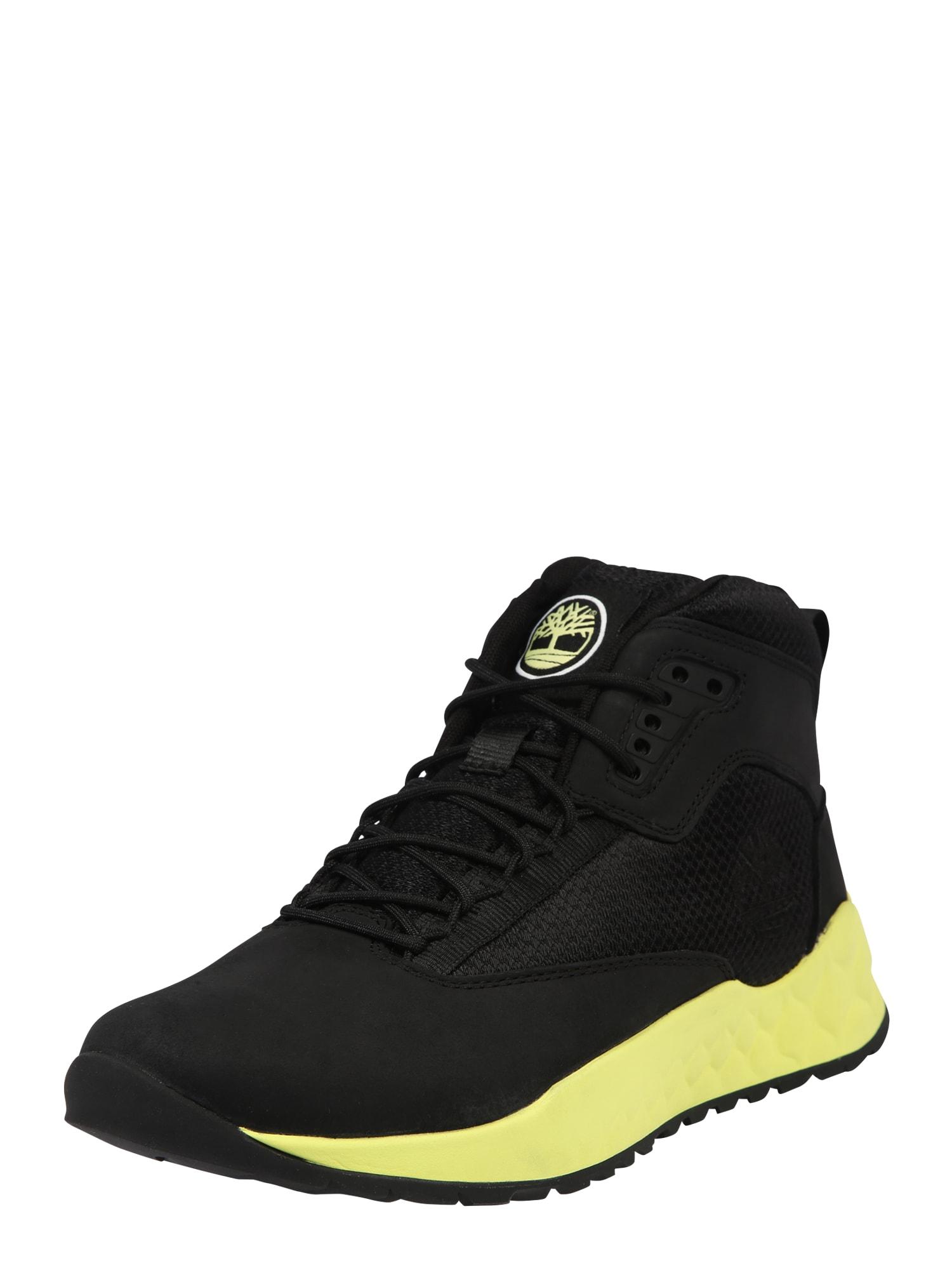 TIMBERLAND Sportinio stiliaus batai su raišteliais