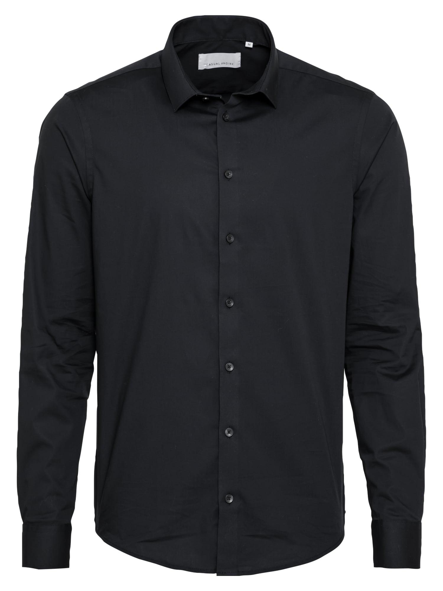 Casual Friday Marškiniai juoda