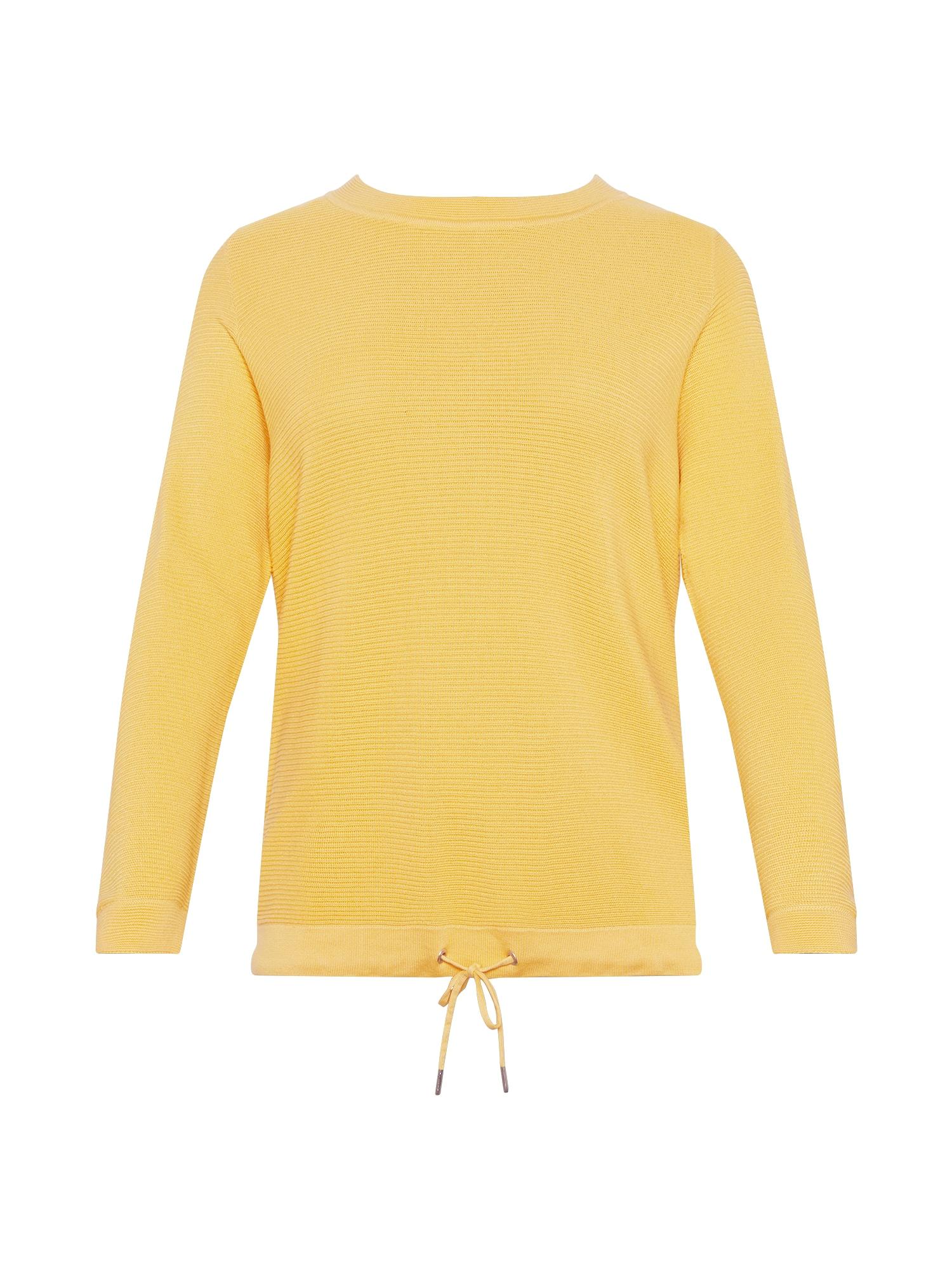 Esprit Curves Megztinis geltona