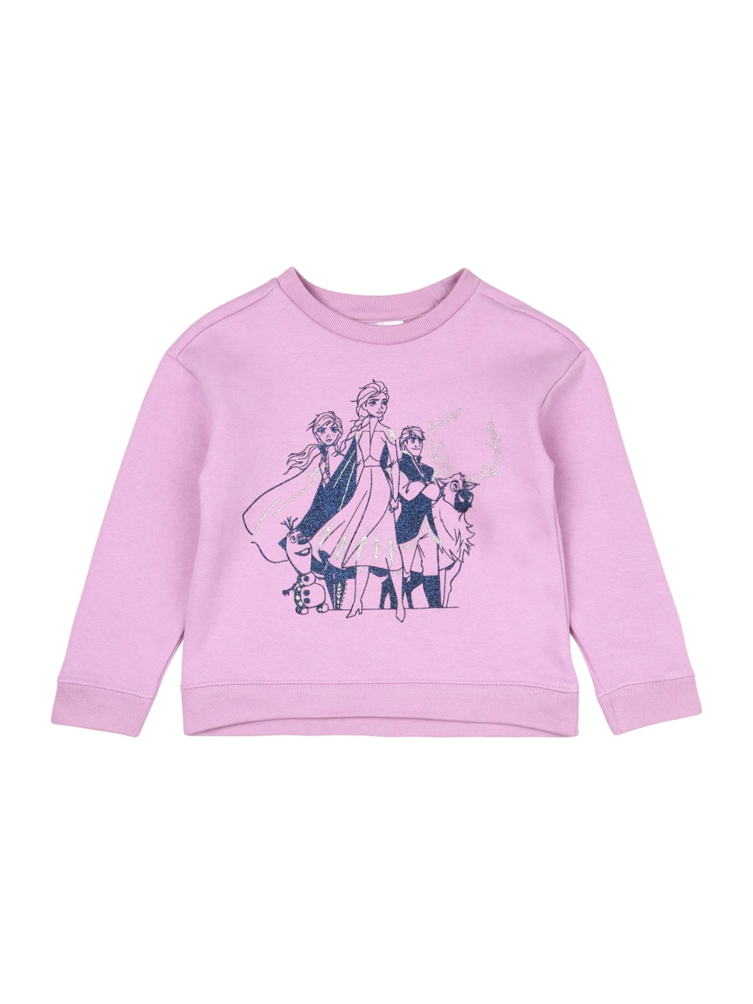 GAP Megztinis be užsegimo 'Frozen' šviesiai violetinė