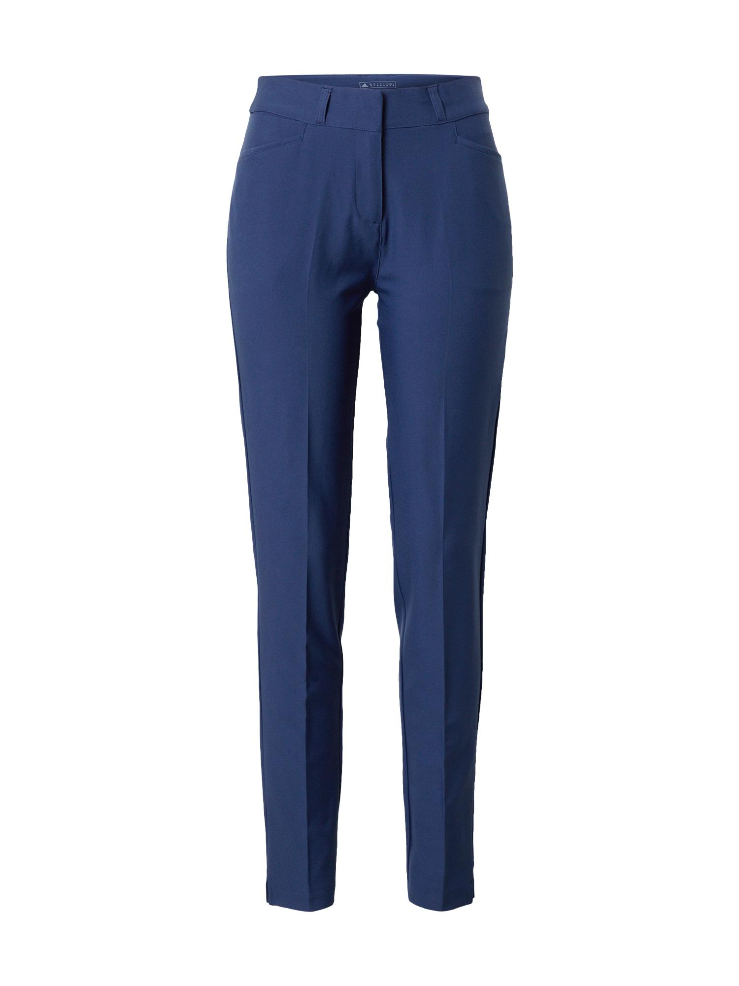 adidas Golf Sportovní kalhoty  tmavě modrá