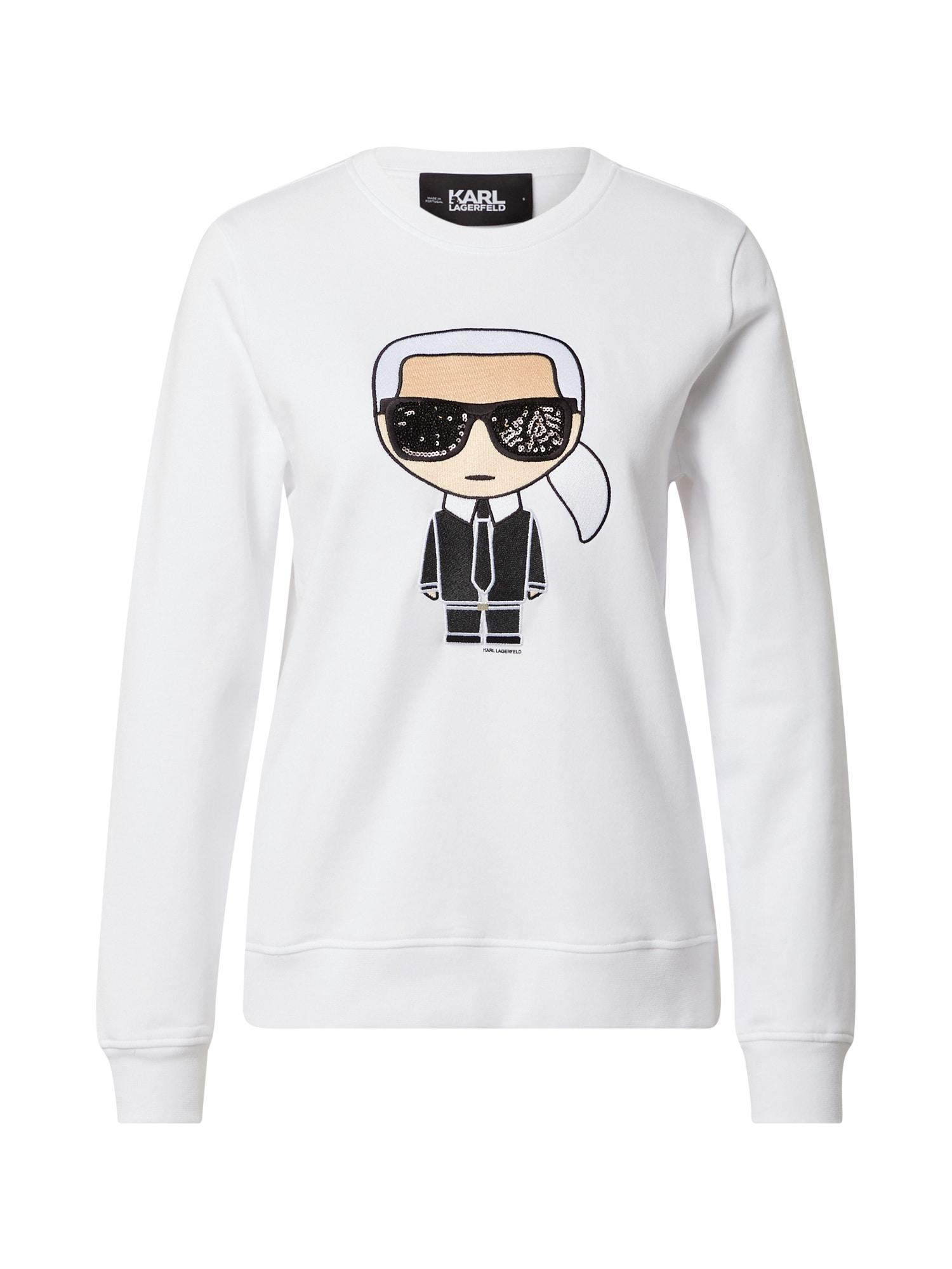 Karl Lagerfeld Megztinis be užsegimo