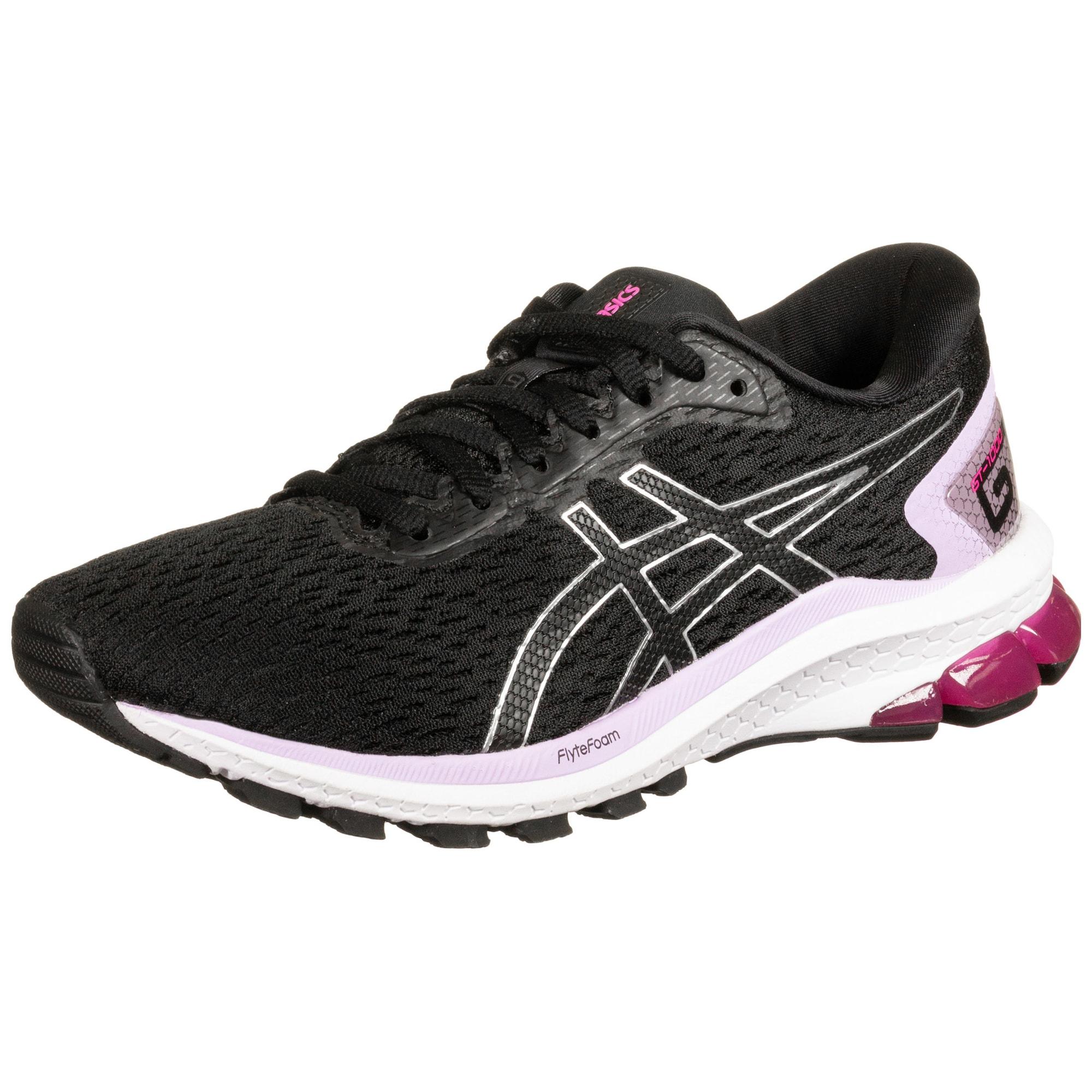ASICS Bėgimo batai balta / rožinė