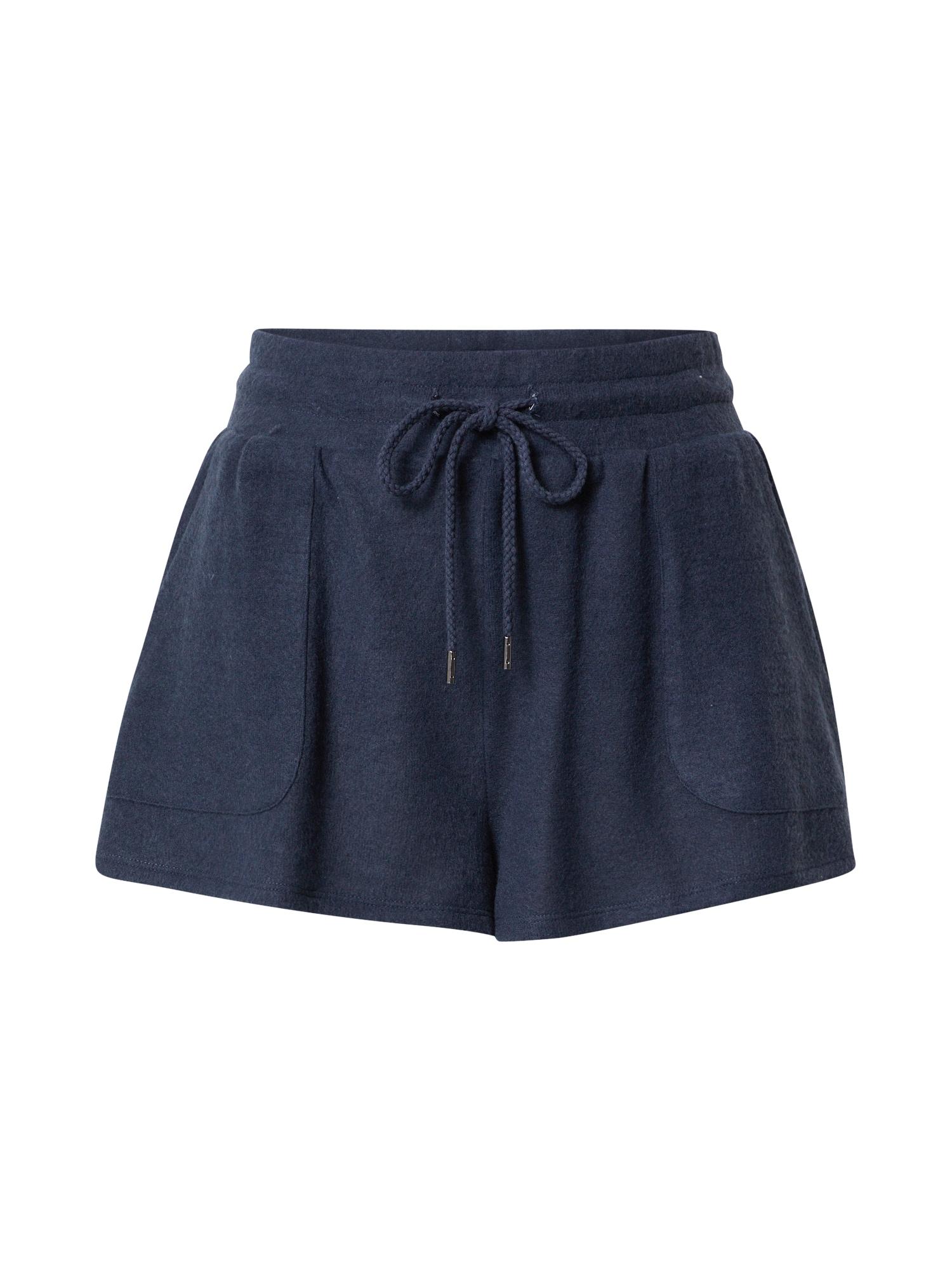 Cotton On Body Pižaminės kelnės tamsiai mėlyna