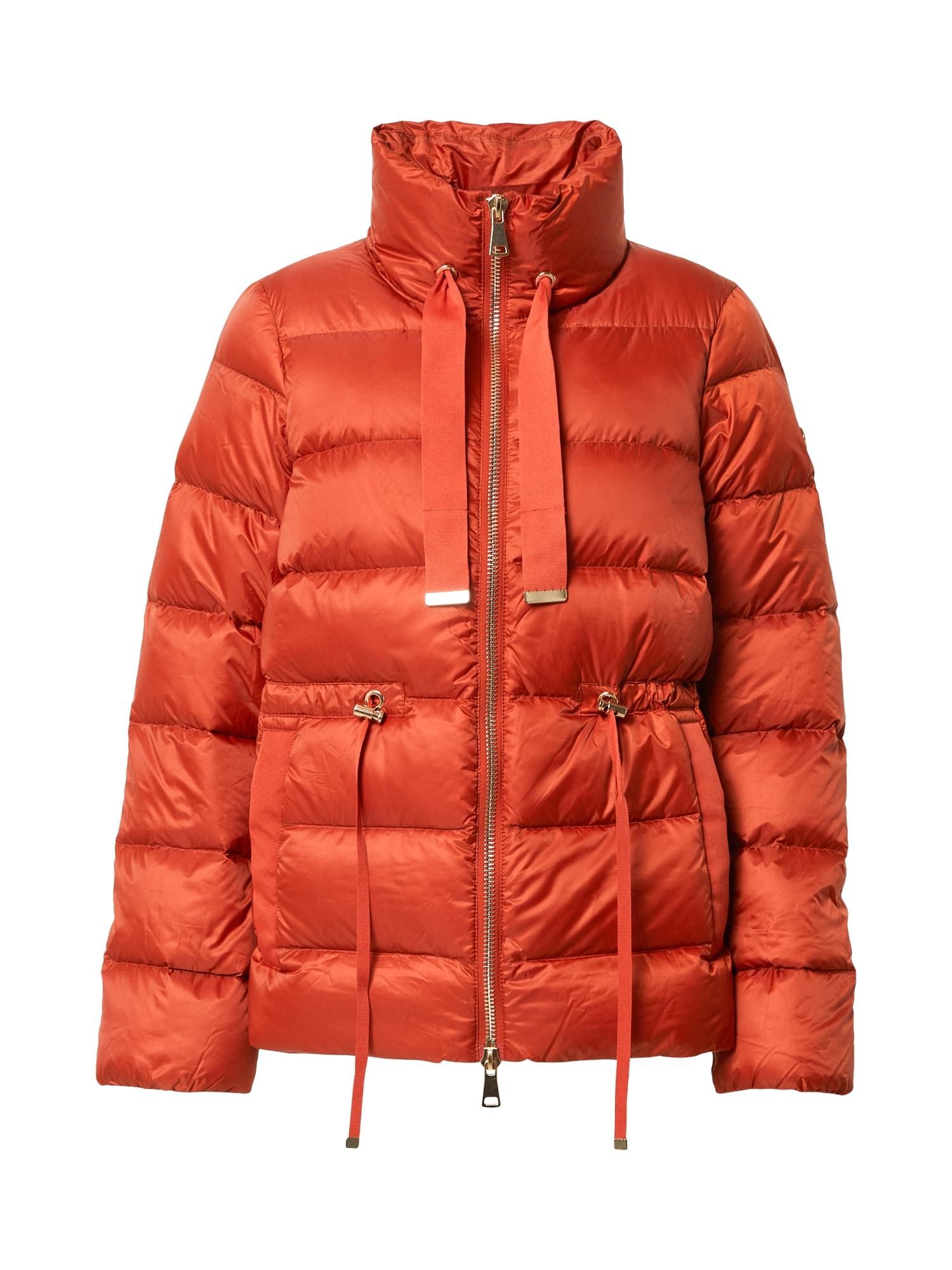 Rich & Royal Demisezoninė striukė oranžinė-raudona