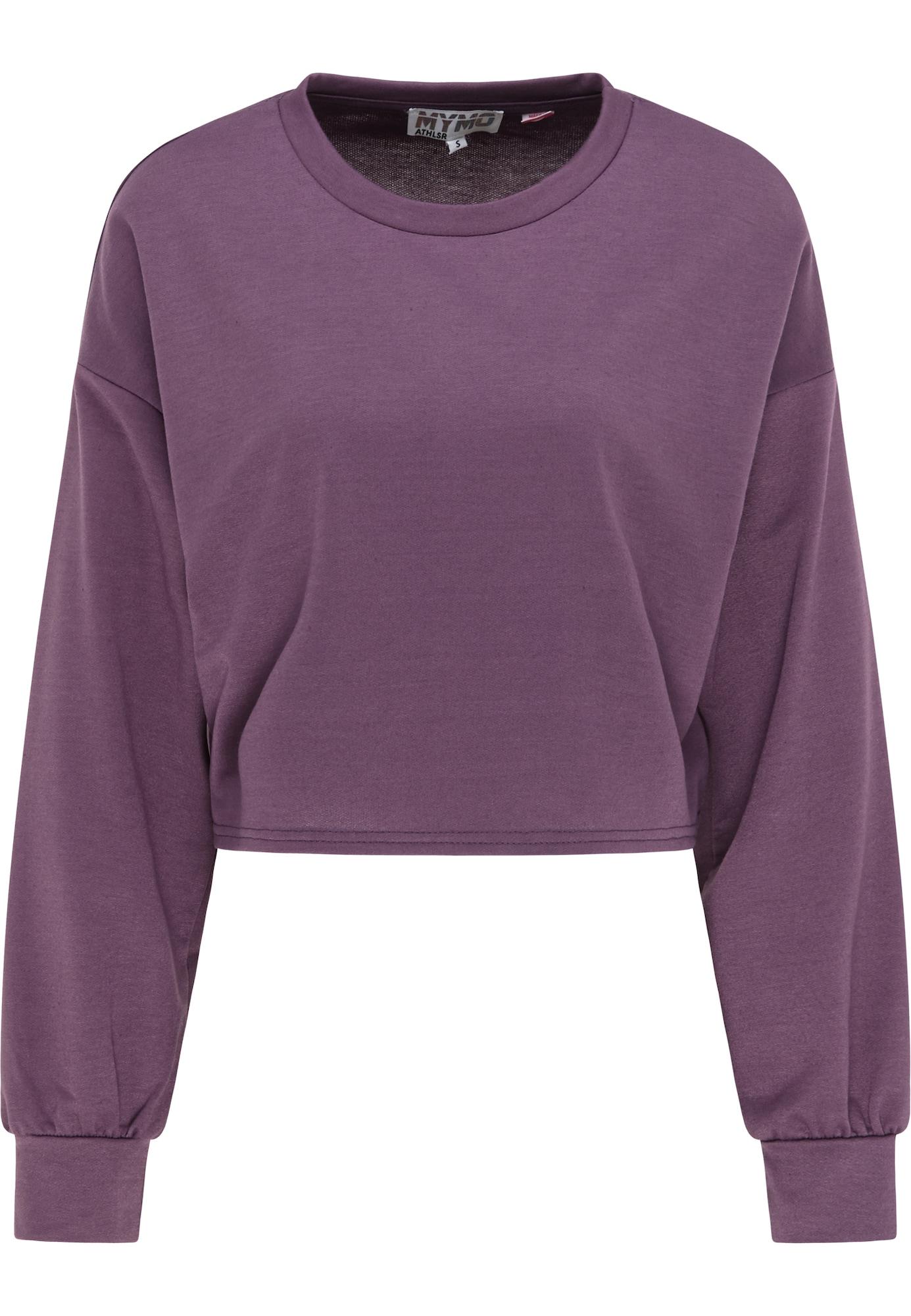 myMo ATHLSR Sportinio tipo megztinis purpurinė