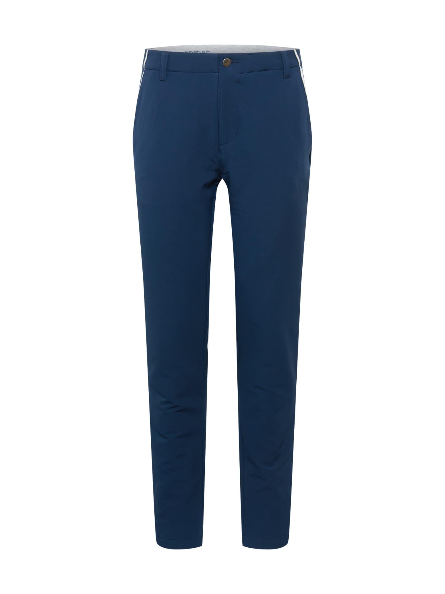 adidas Golf Sportovní kalhoty  námořnická modř