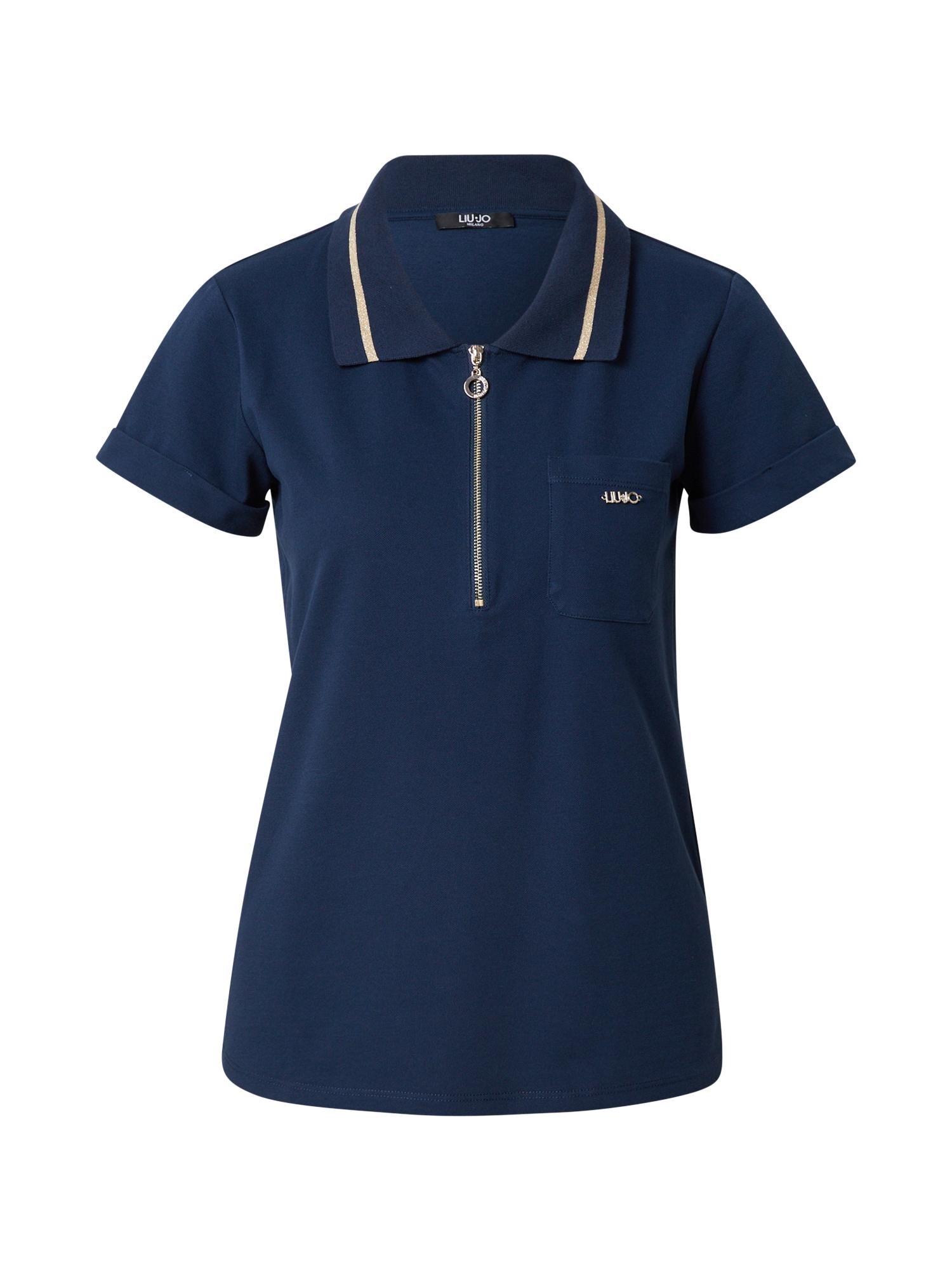 LIU JO JEANS Tričko  modrá