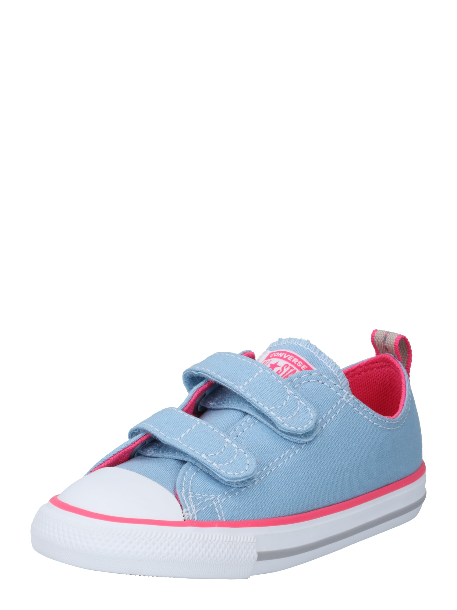 CONVERSE Tenisky 'CTAS'  bílá / modrá / pink