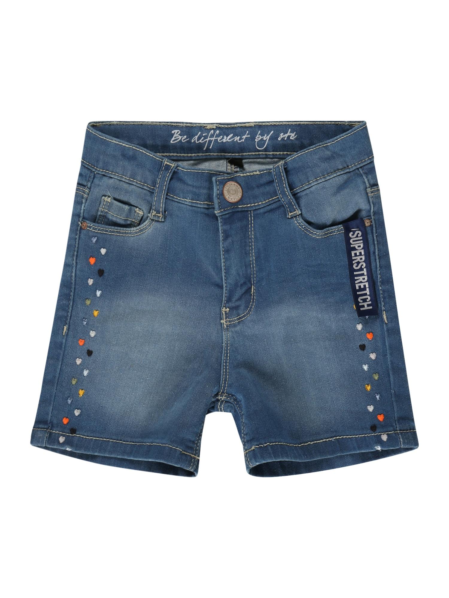 STACCATO Džinsai tamsiai (džinso) mėlyna / mišrios spalvos