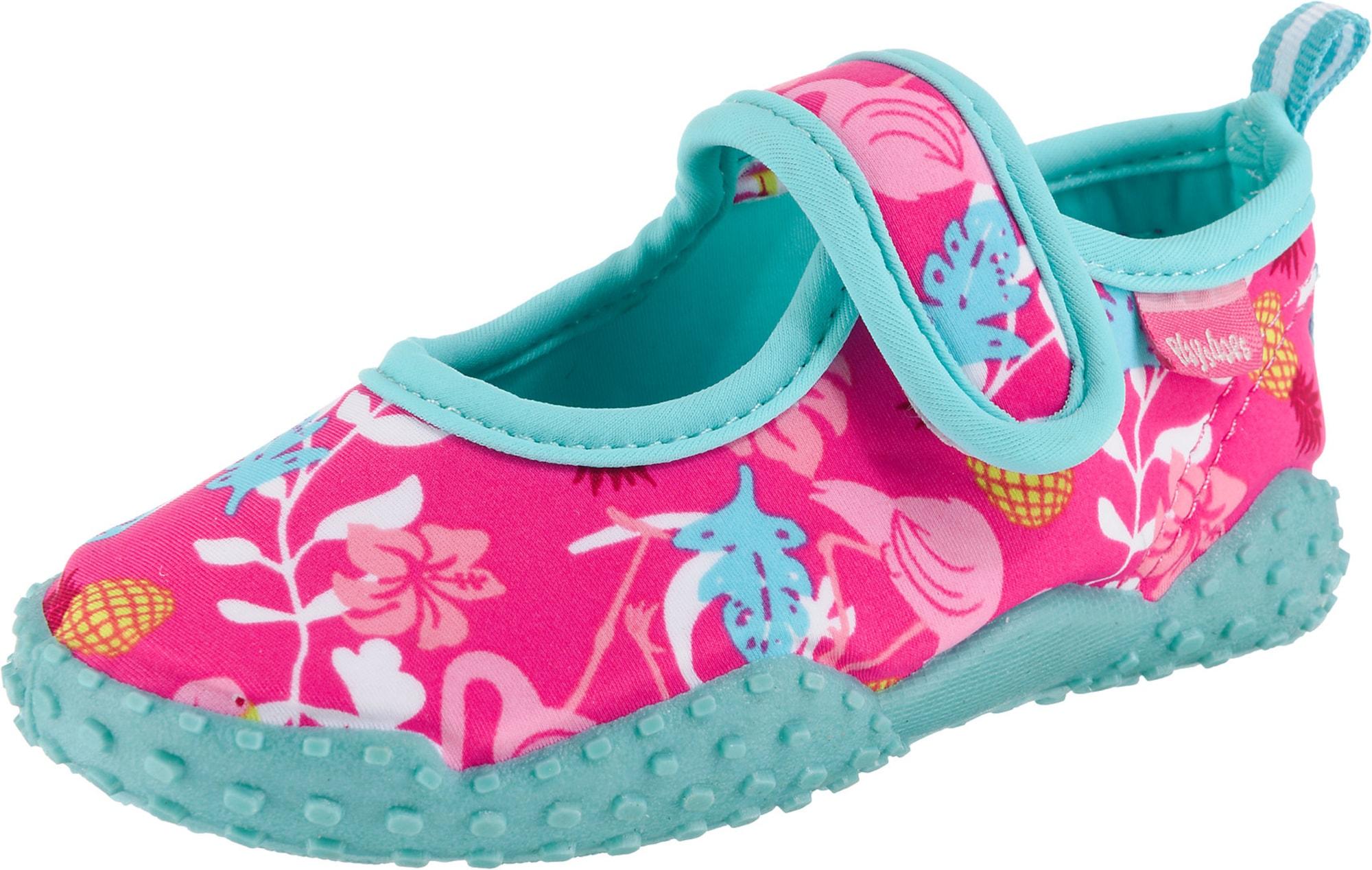 PLAYSHOES Sandalai / maudymosi batai rožinė / turkio spalva